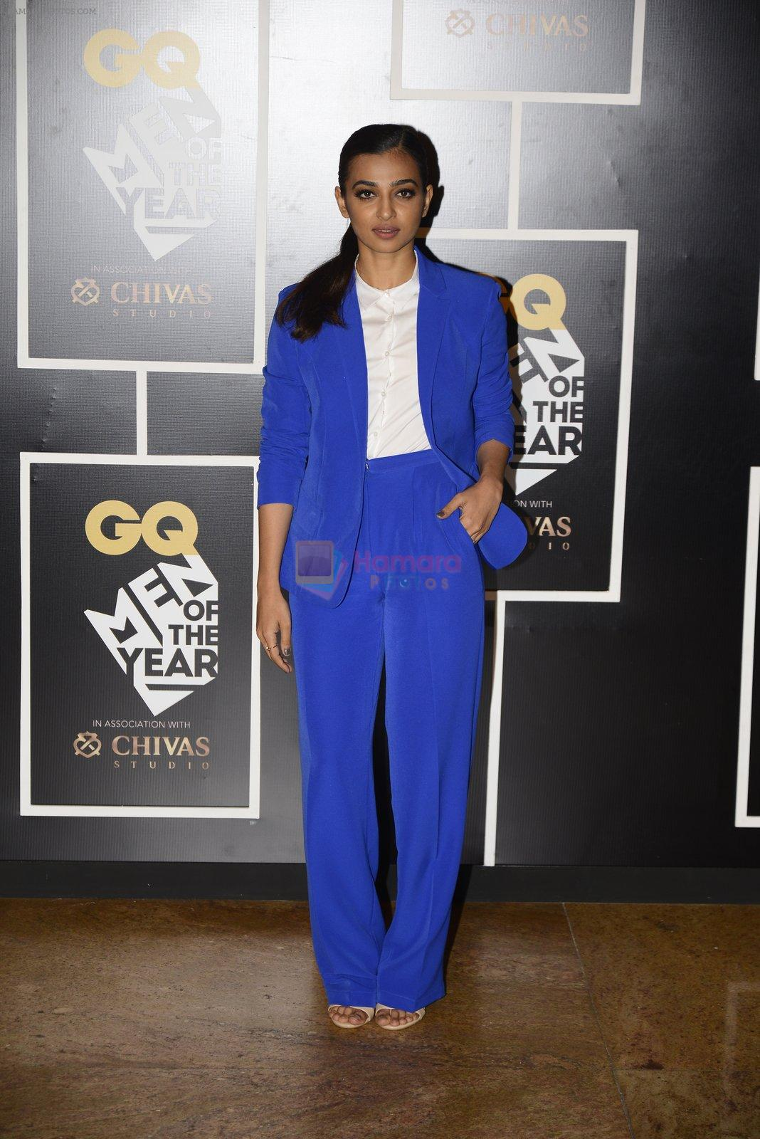 Radhika Apte at GQ MEN OF THE YEAR on 27th Sept 2016