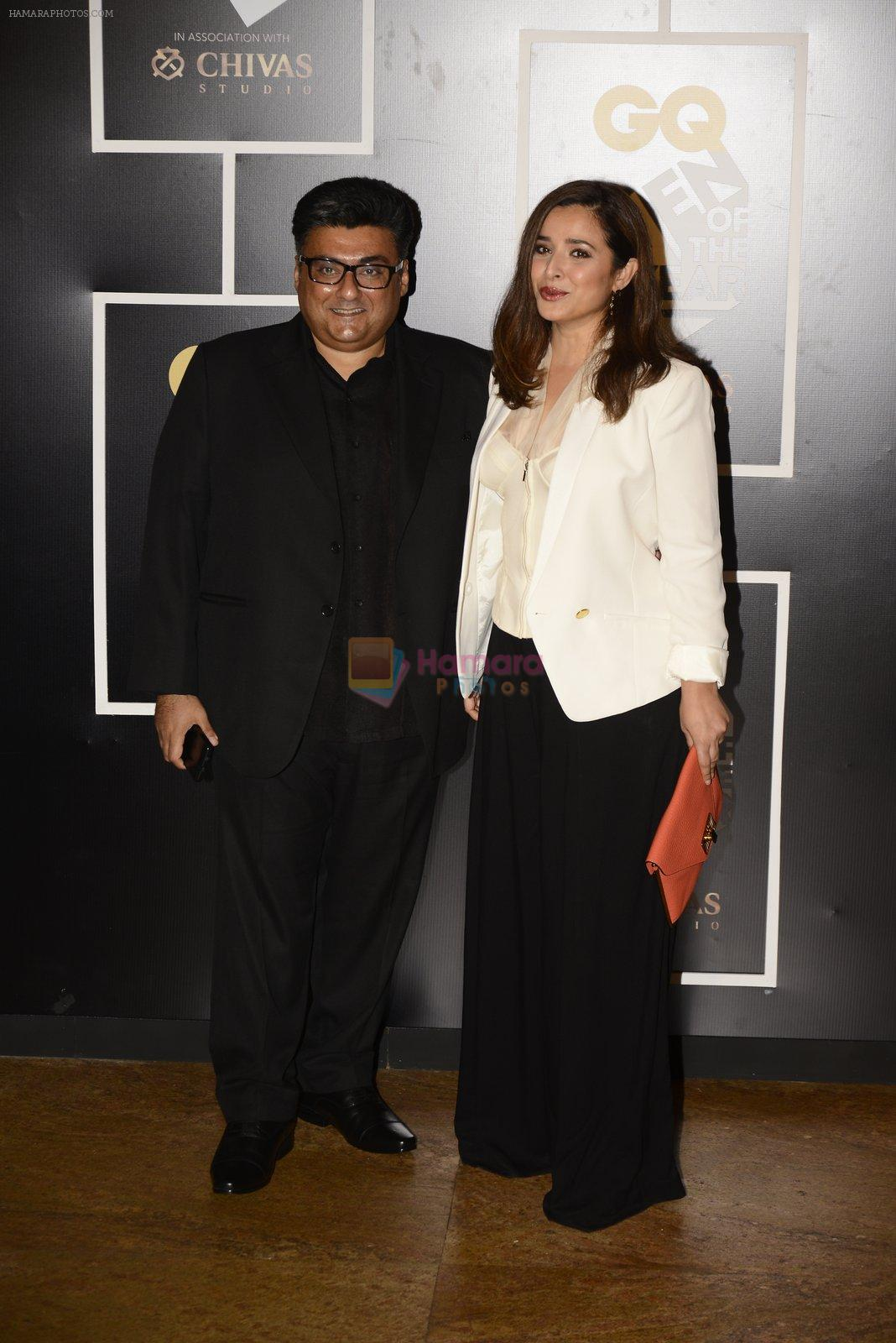Simone Singh at GQ MEN OF THE YEAR on 27th Sept 2016