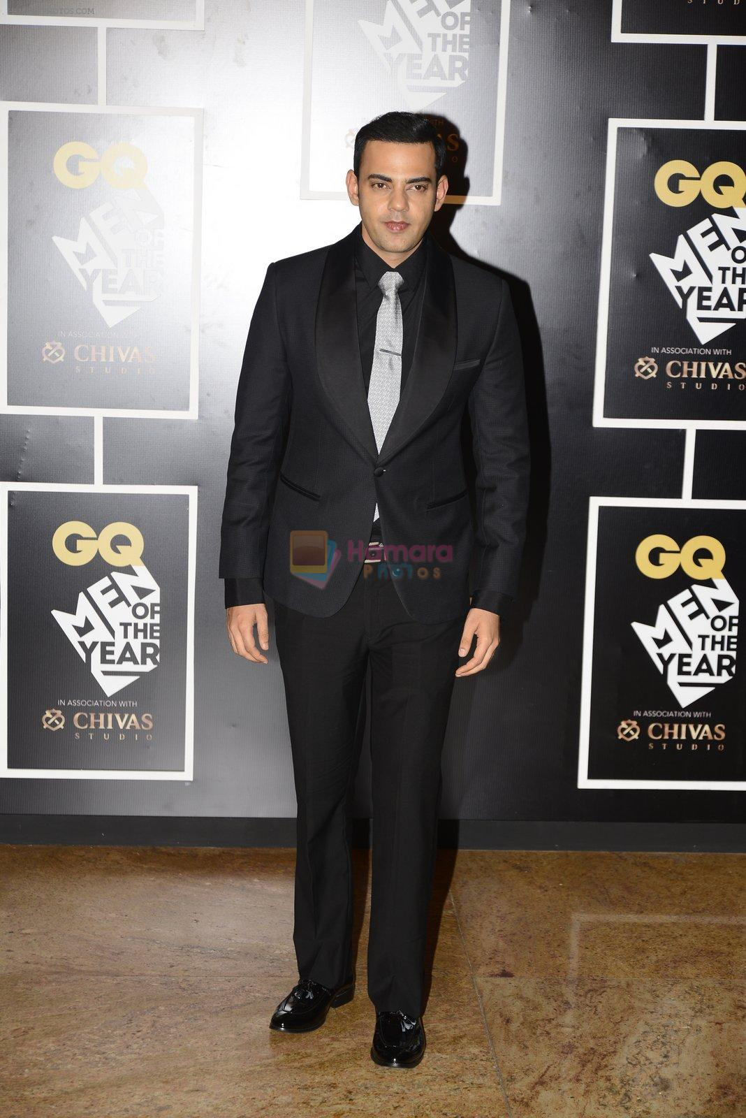 Cyrus Sahukar at GQ MEN OF THE YEAR on 27th Sept 2016