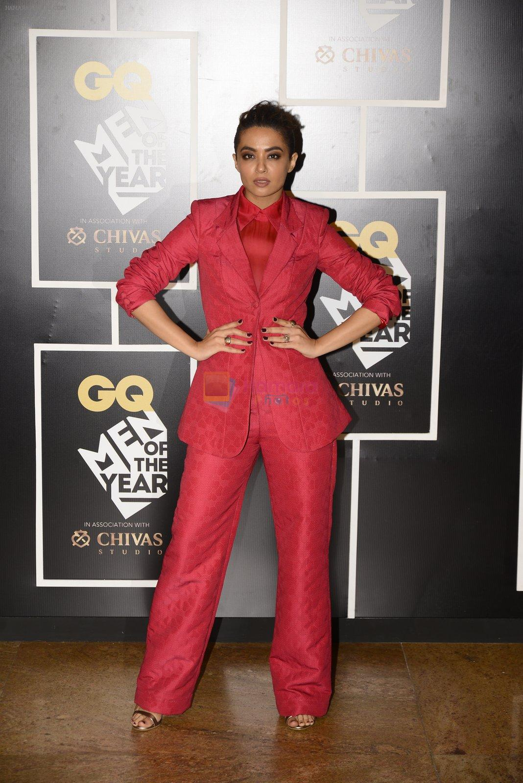 Surveen Chawla at GQ MEN OF THE YEAR on 27th Sept 2016