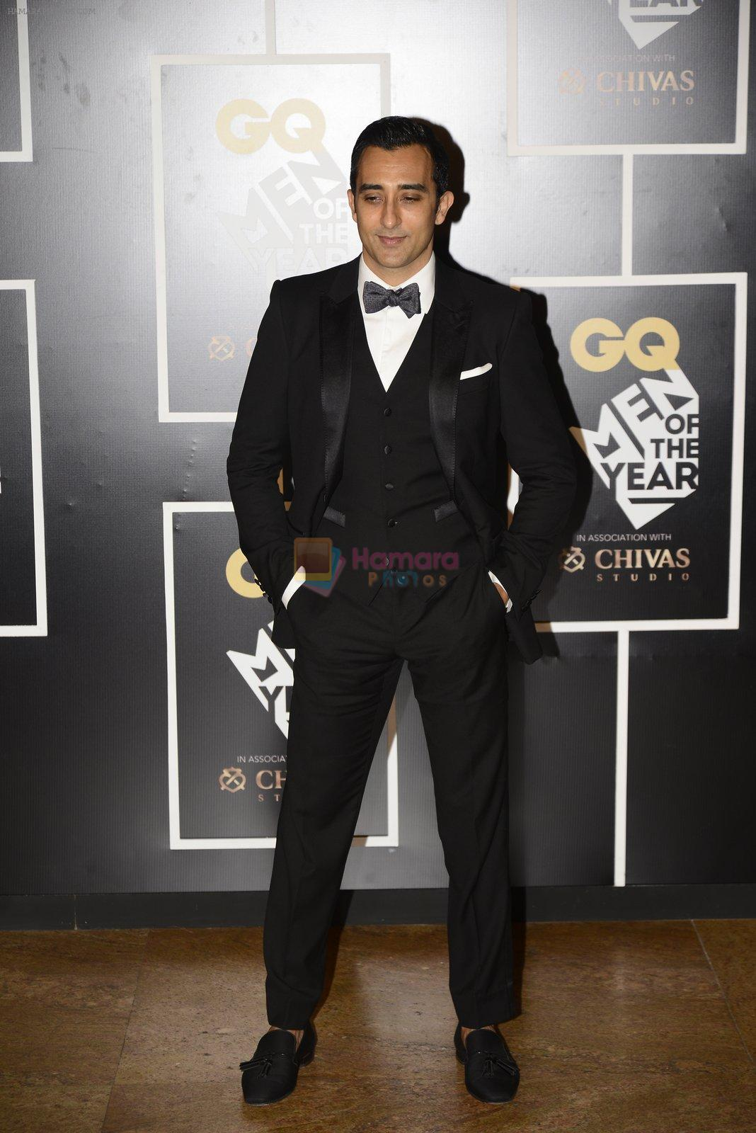 Rahul Khanna at GQ MEN OF THE YEAR on 27th Sept 2016