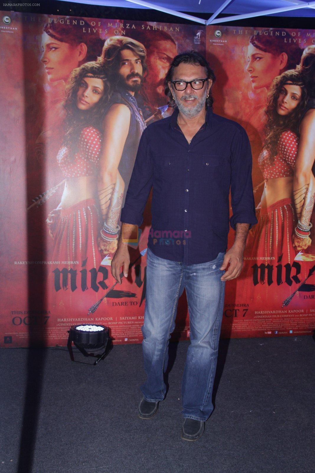 Rakesh Mehra at Mirzya Success party
