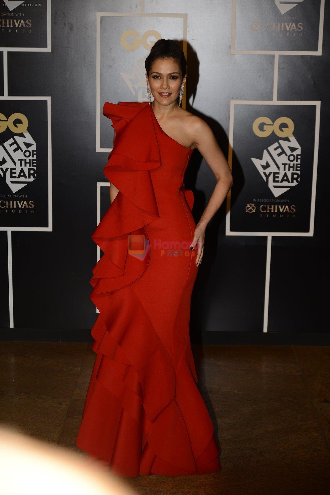 Waluscha de Sousa at GQ MEN OF THE YEAR on 27th Sept 2016