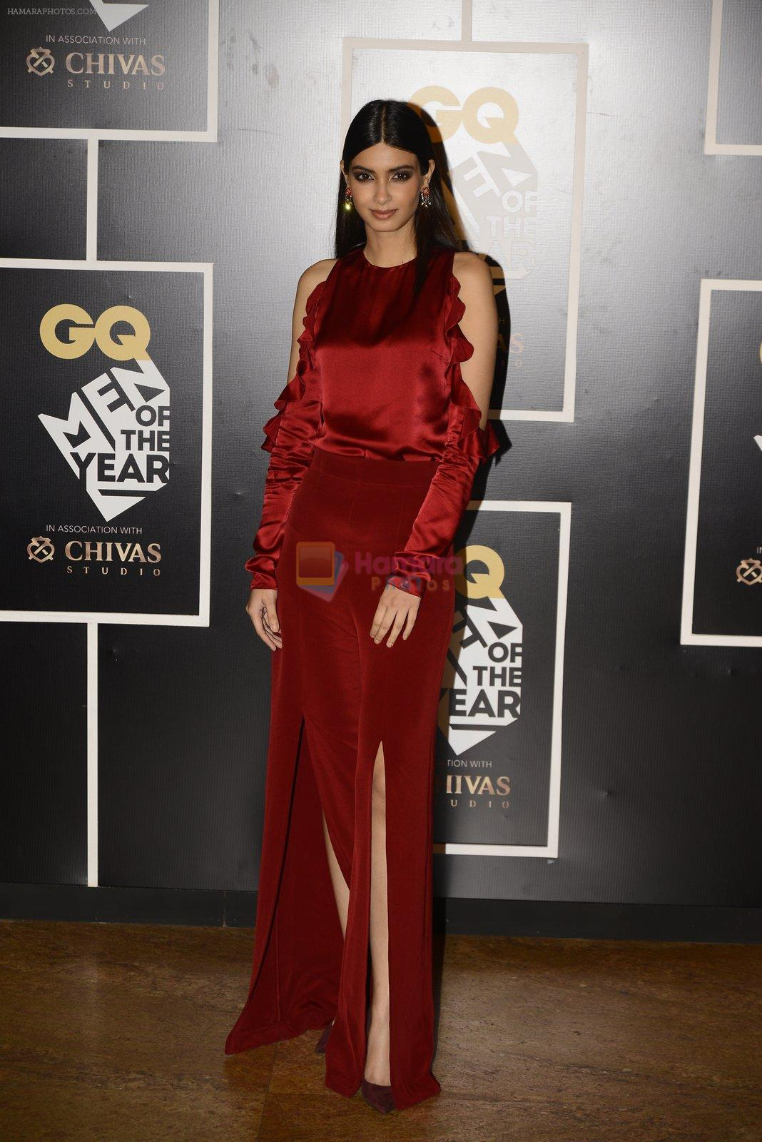 Diana Penty at GQ MEN OF THE YEAR on 27th Sept 2016