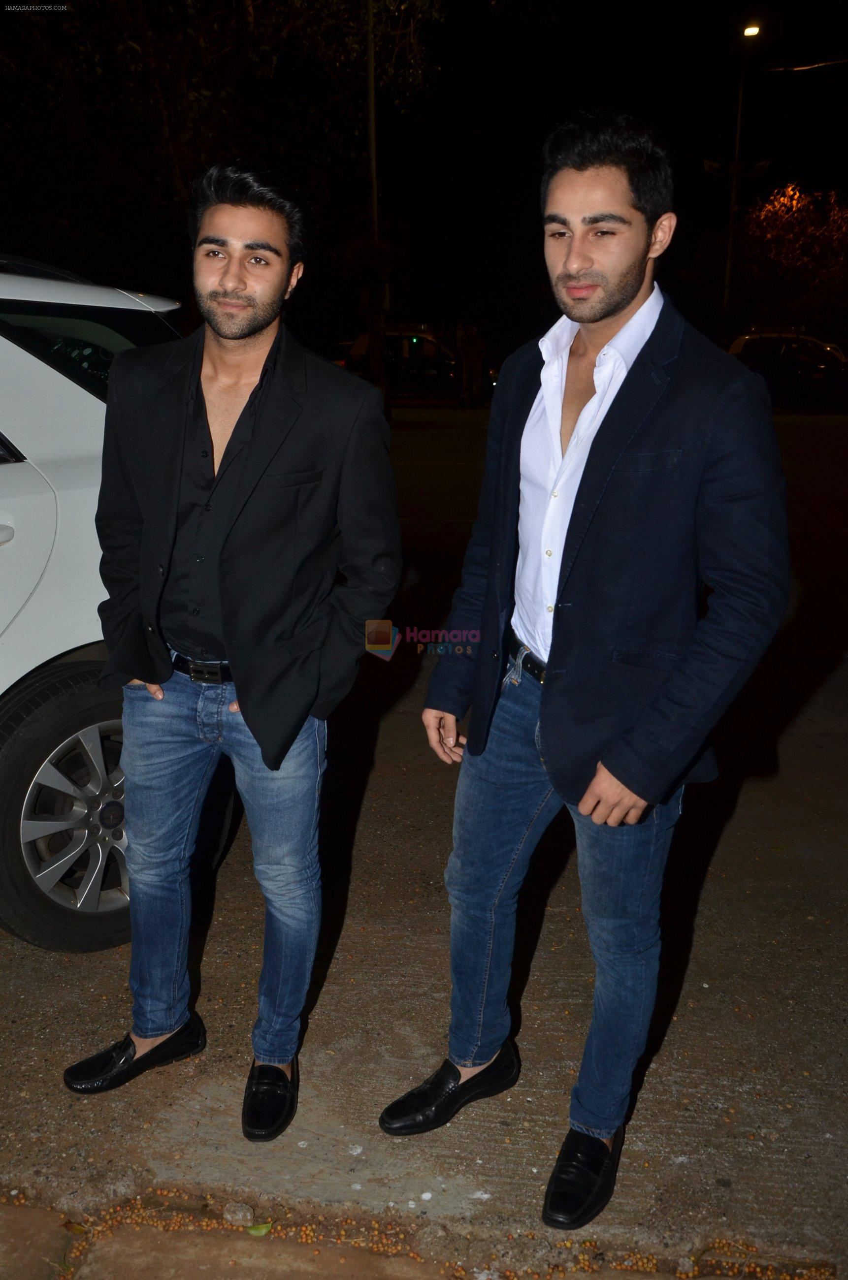 Armaan Jain at Reema jain bday party in Amadeus NCPA on 28th Sept 2016