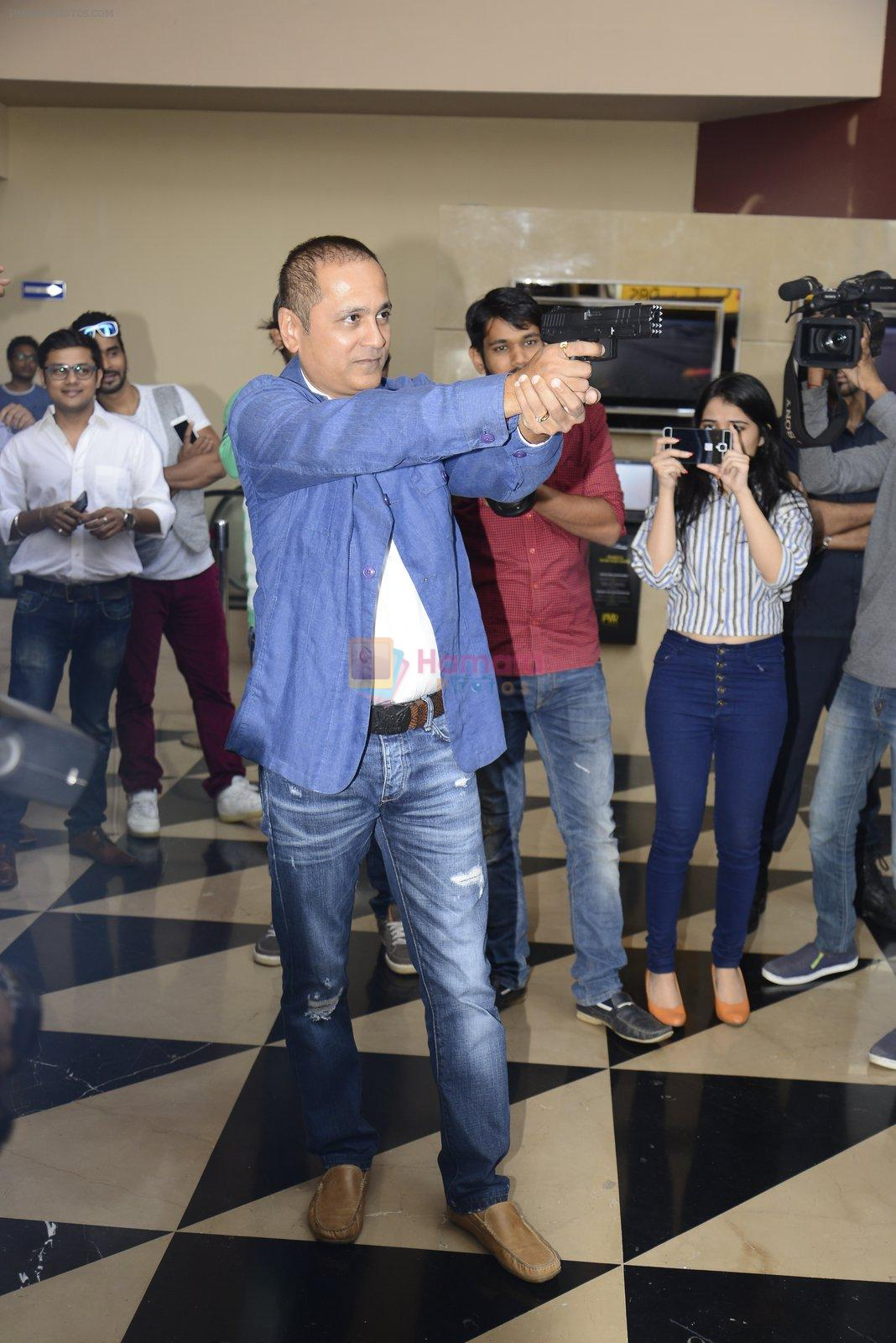 Vipul Shah at Force 2 trailer launch in Mumbai on 29th Sept 2016