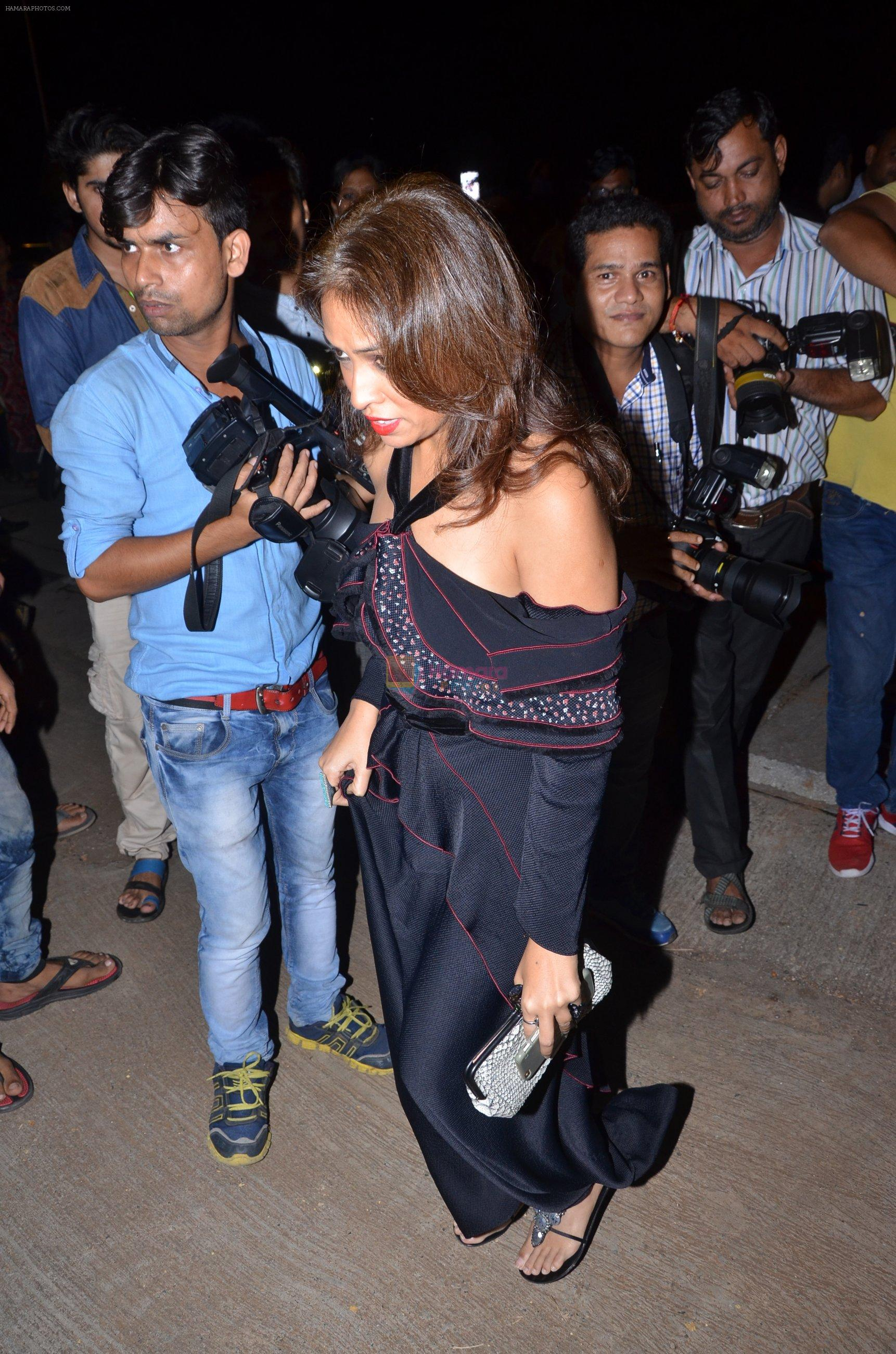 Surily Goel at Reema jain bday party in Amadeus NCPA on 28th Sept 2016