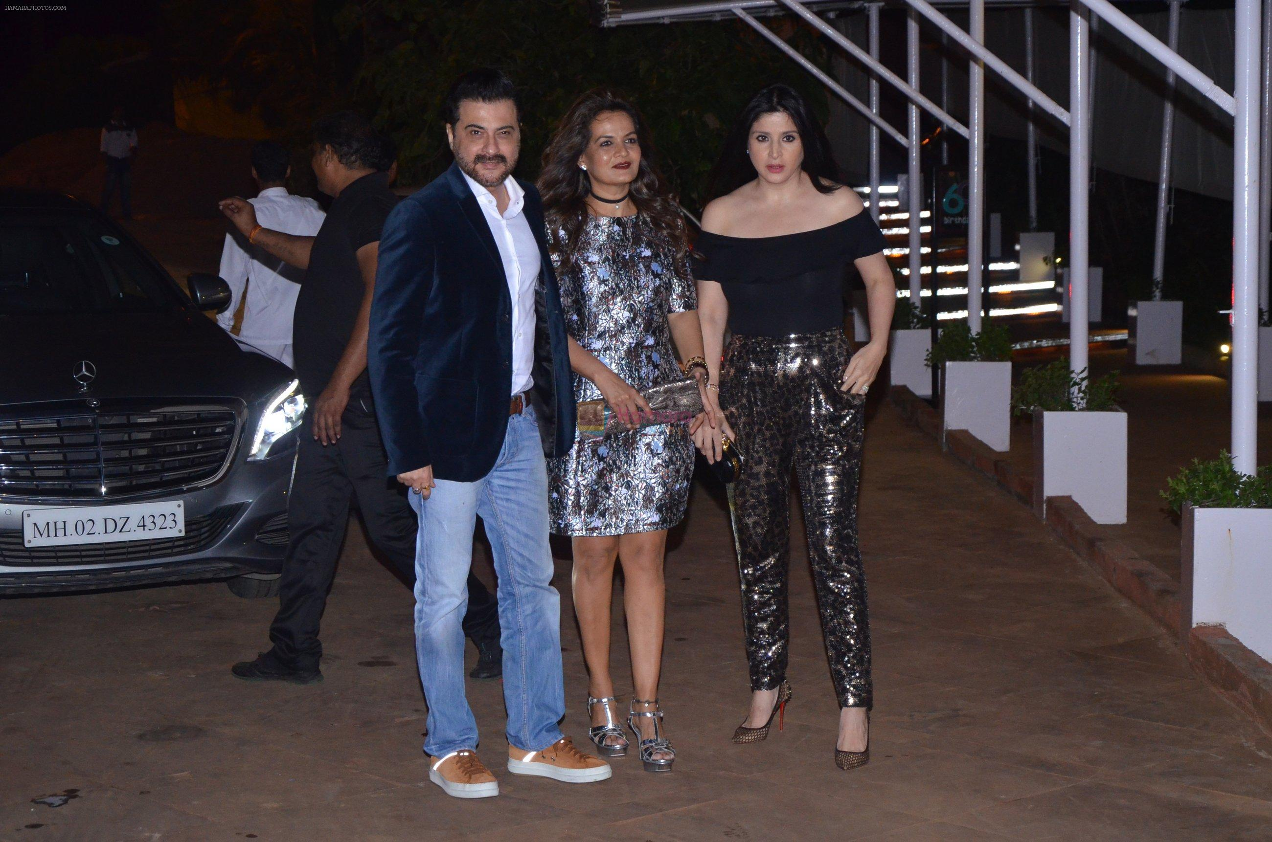 Sanjay Kapoor at Reema jain bday party in Amadeus NCPA on 28th Sept 2016