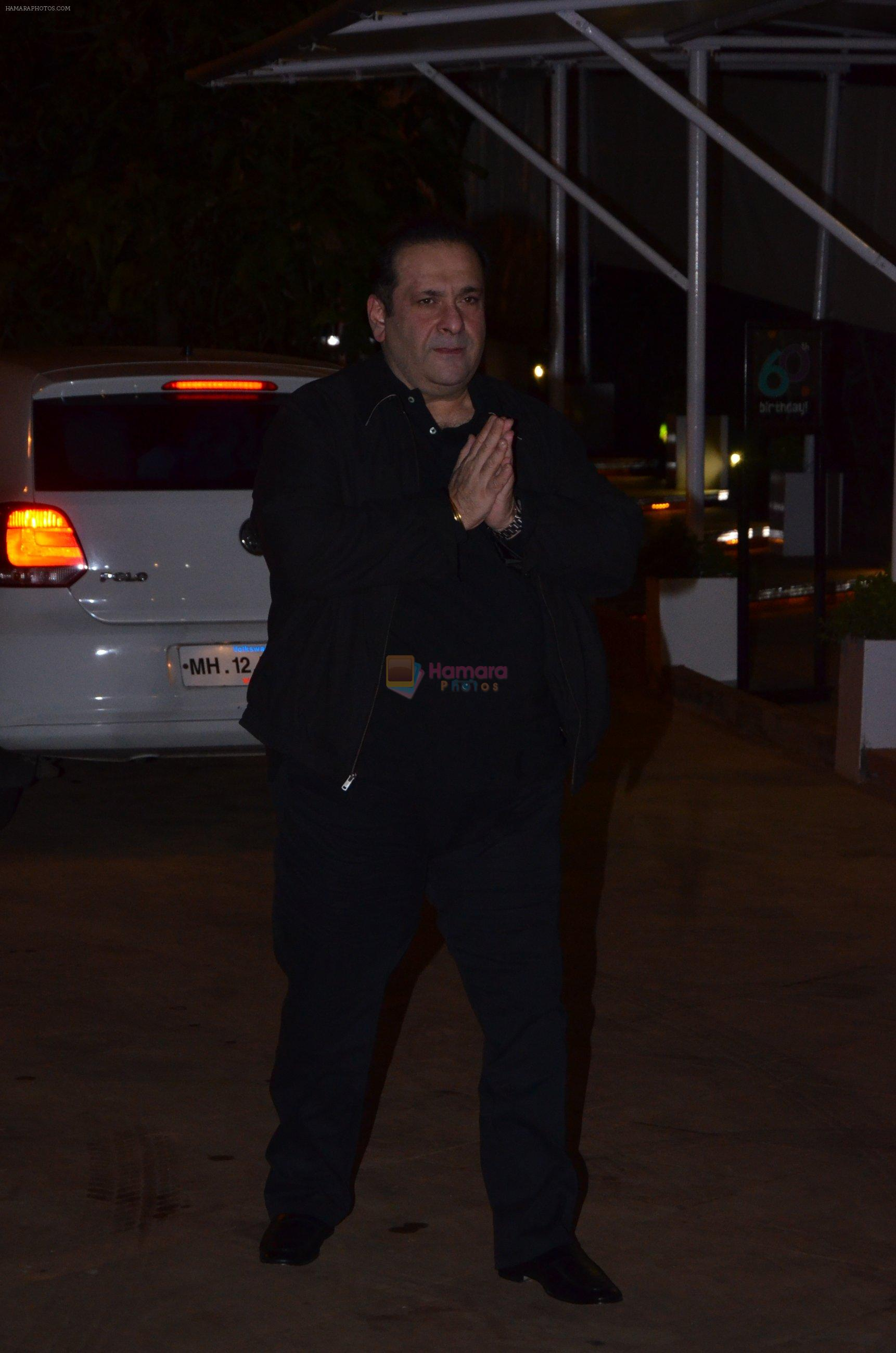 Rajiv Kapoor at Reema jain bday party in Amadeus NCPA on 28th Sept 2016