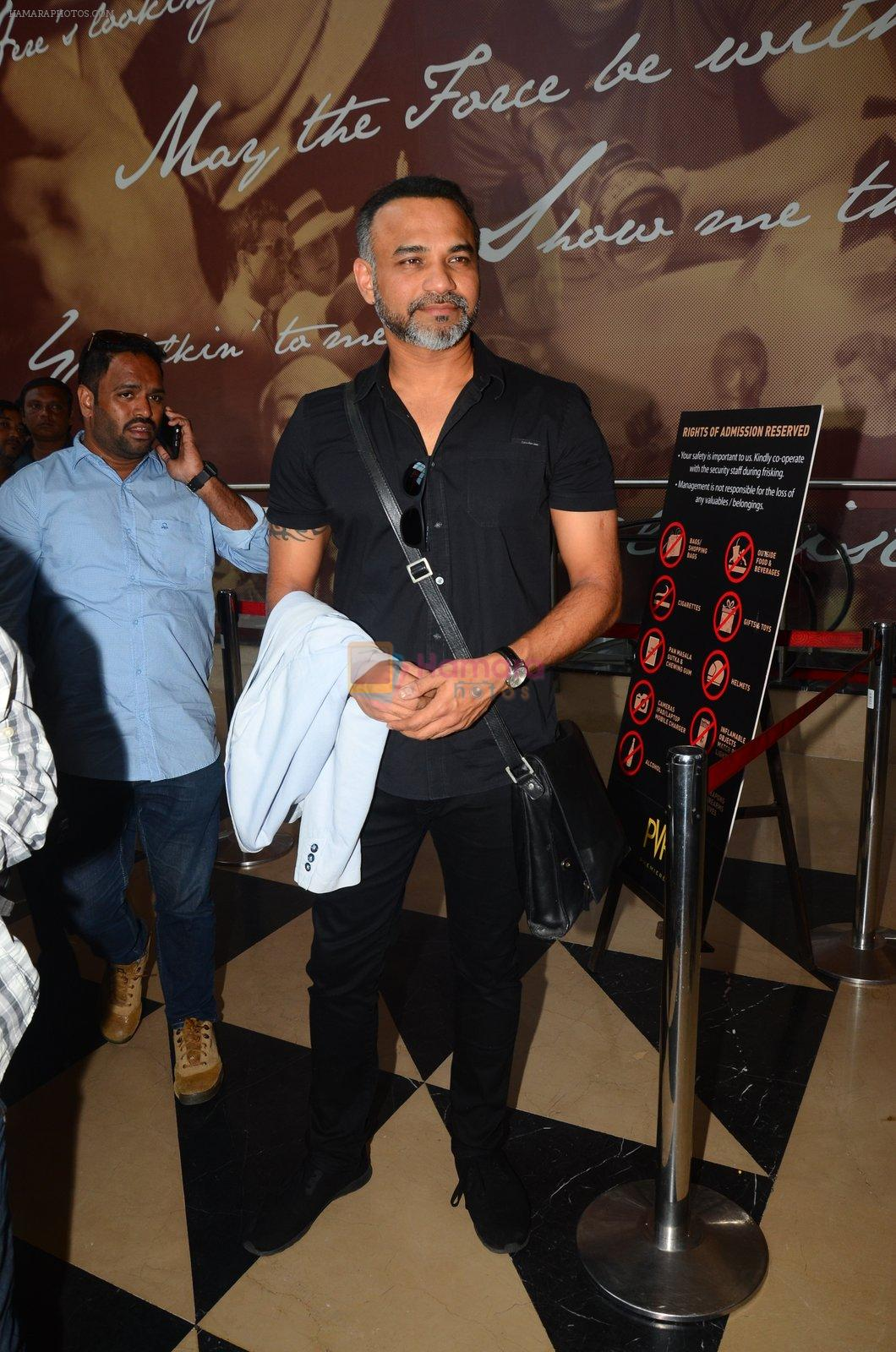 Abhinay Deo at Force 2 trailer launch in Mumbai on 29th Sept 2016