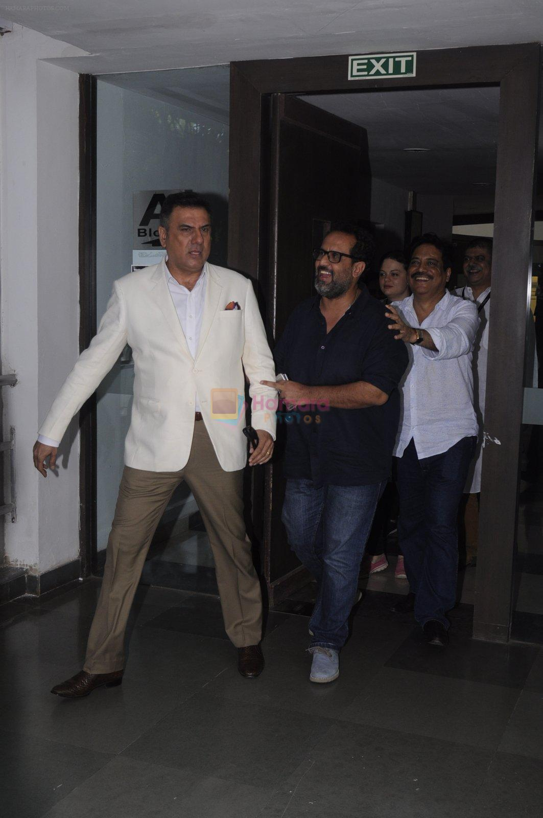 Boman Irani at whistling woods on 29th Sept 2016