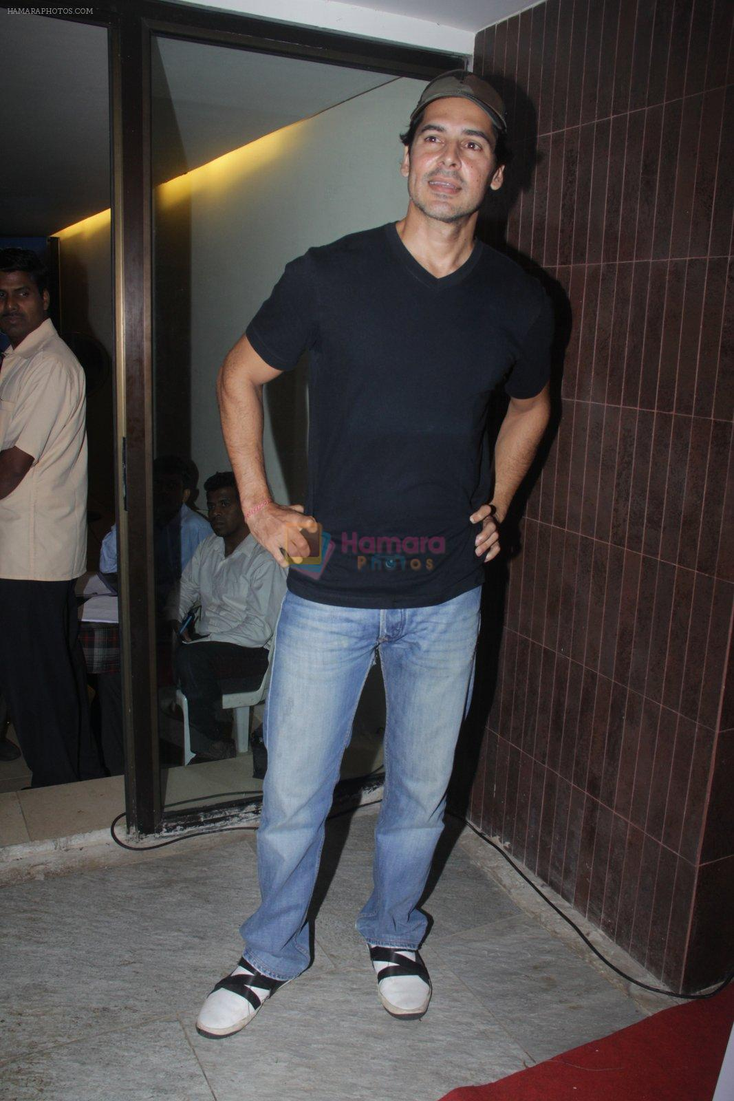 Dino Morea at JSW Badminton meet on 29th Sept 2016