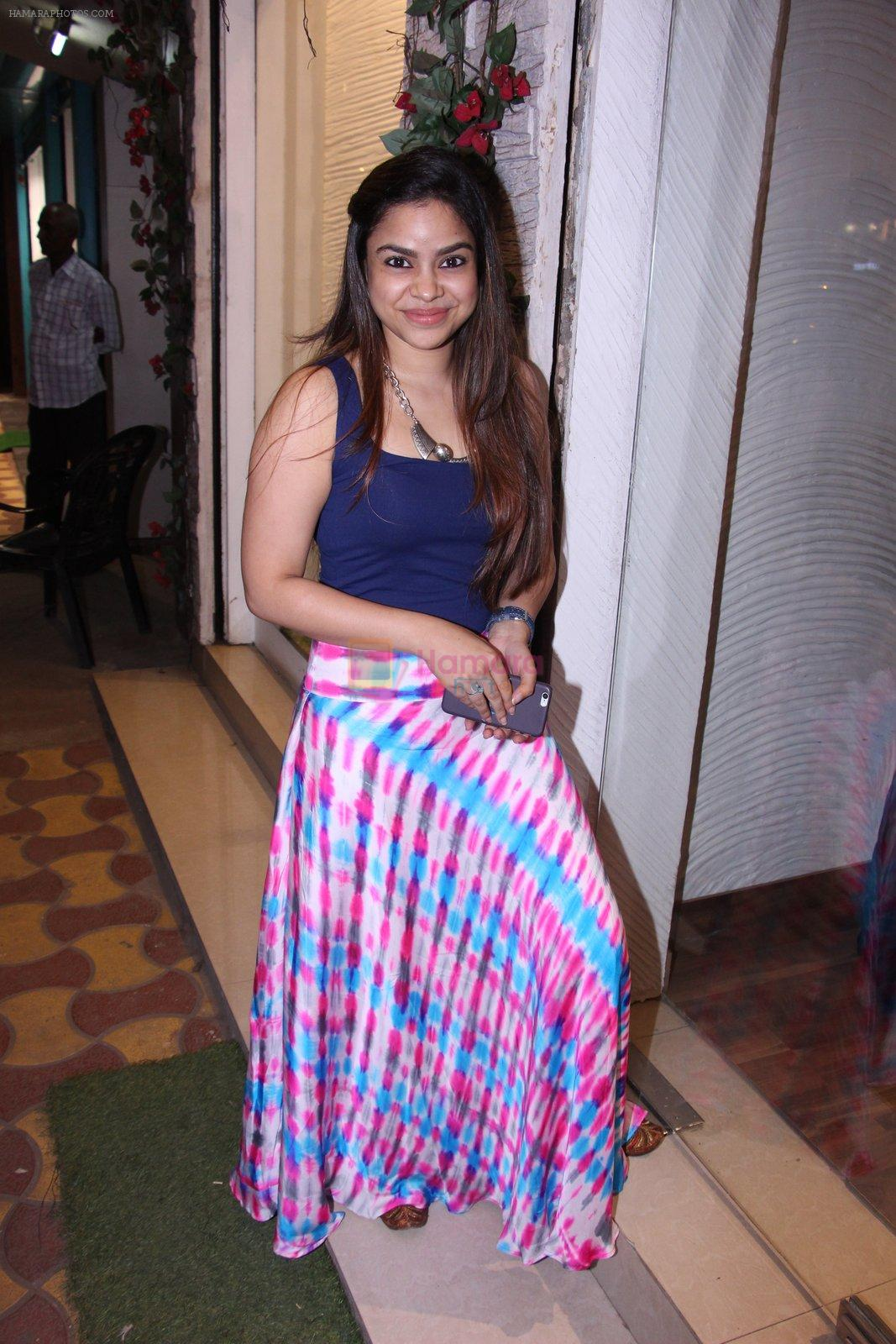 Sumona at Bhumika and Jyoti fashion preview on 1st Oct 2016