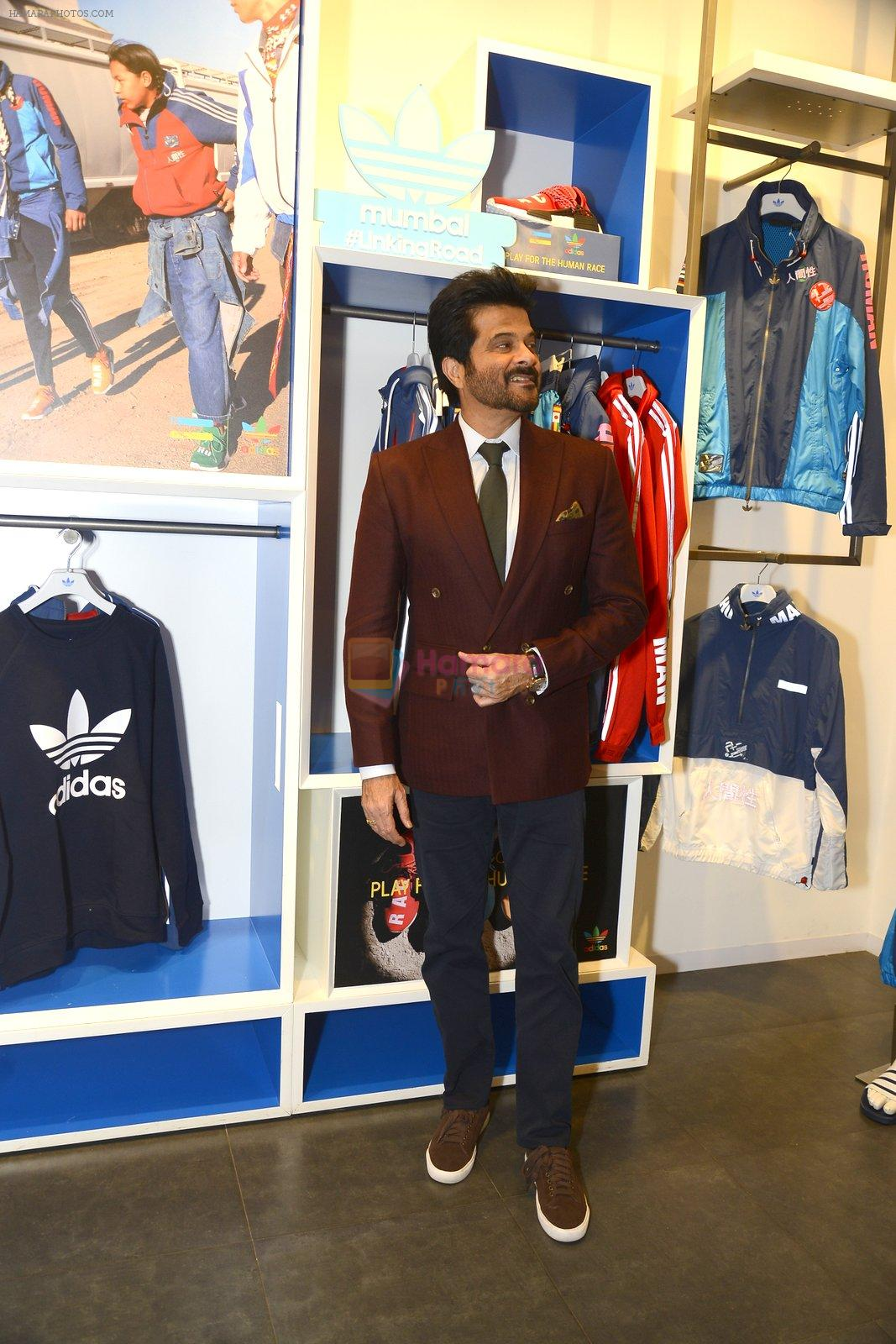 Anil Kapoor at Adidas Event in Mumbai on 30th Sept 2016