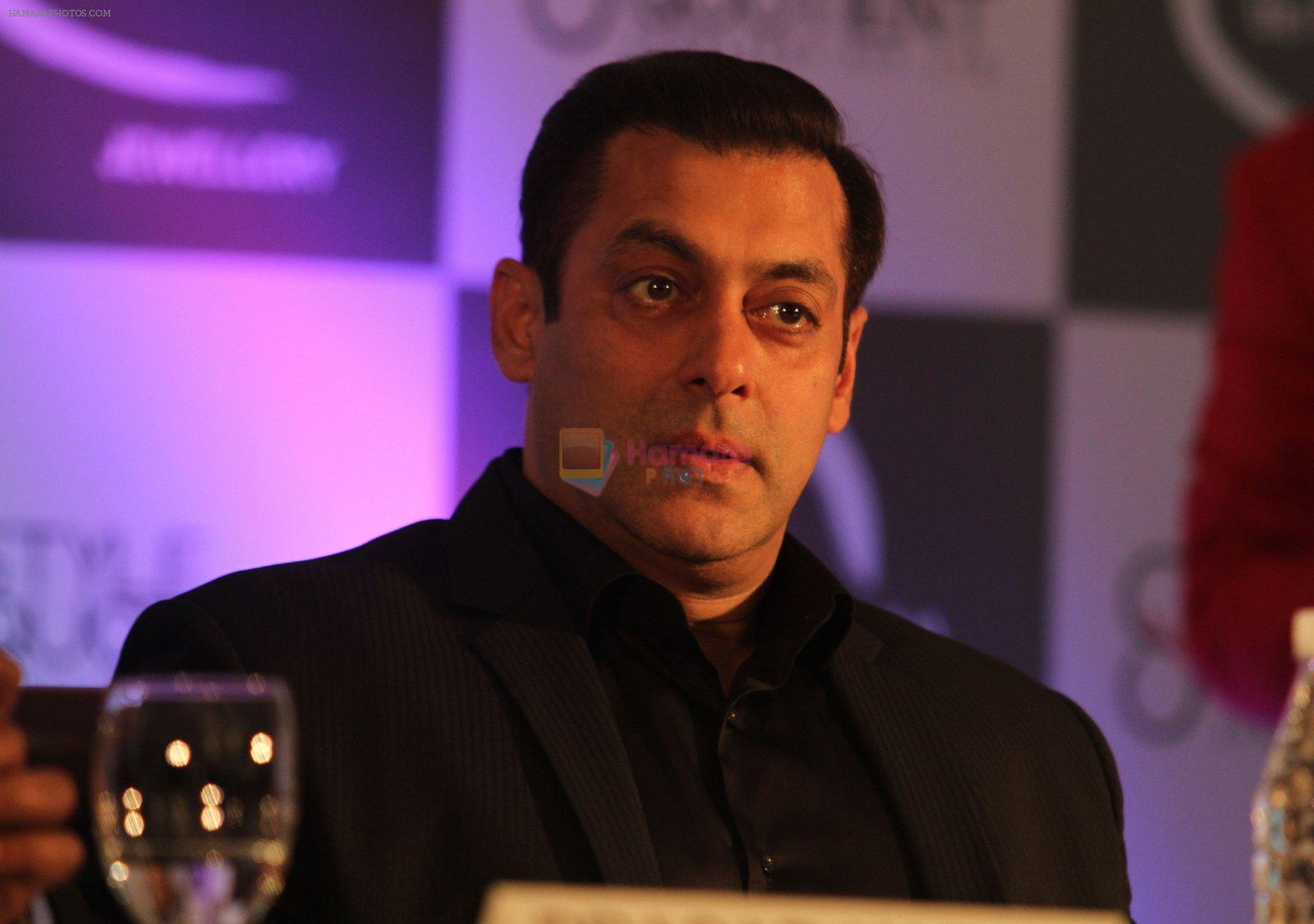 Salman at Being Human jewellery launch on 30th Sept 2016