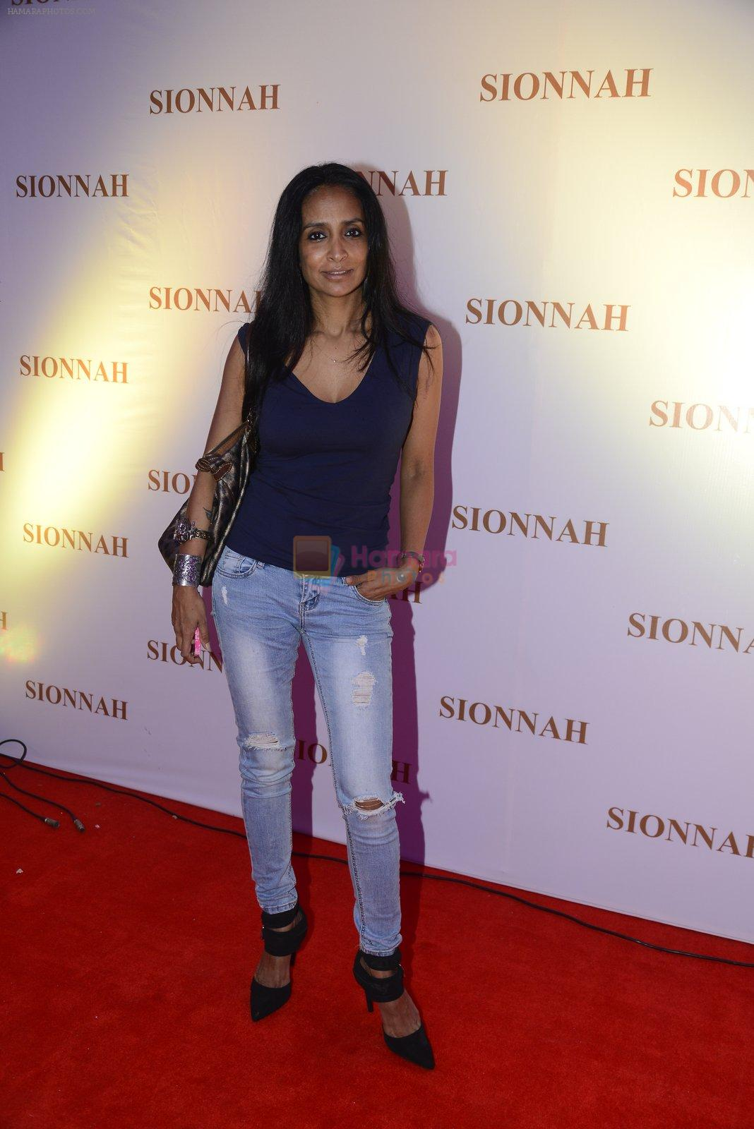 Suchitra Pillai at sionnah store launch on 1st Oct 2016