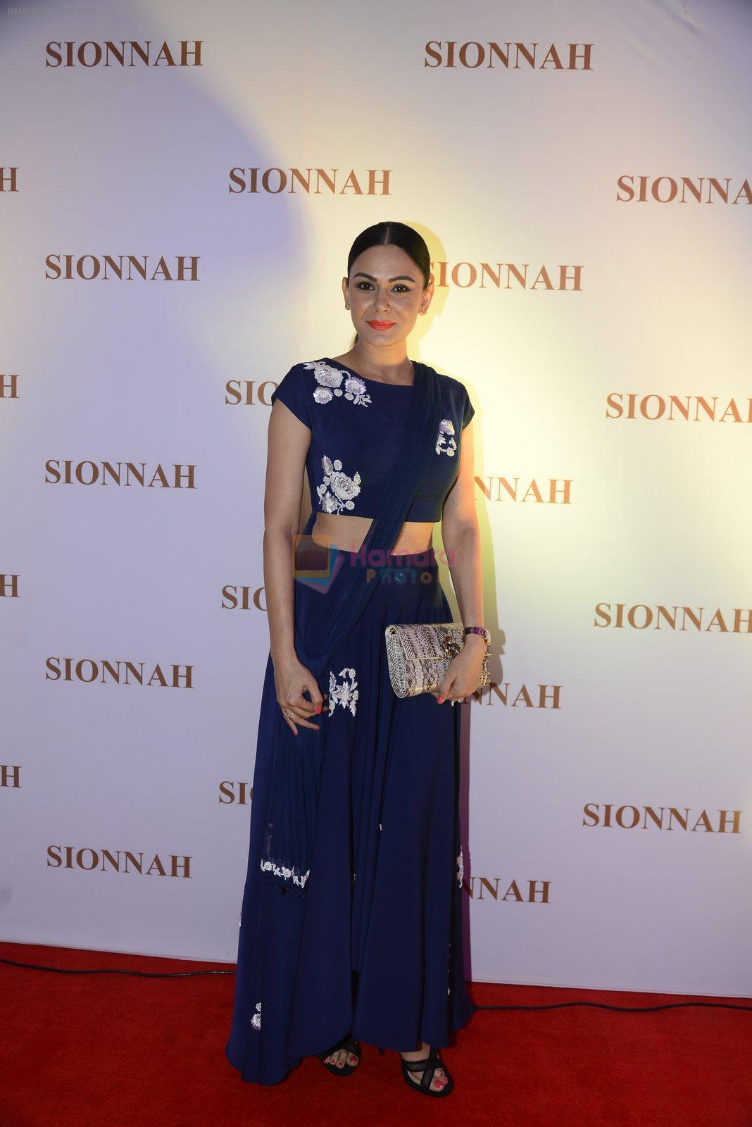 Aanchal Kumar at sionnah store launch on 1st Oct 2016