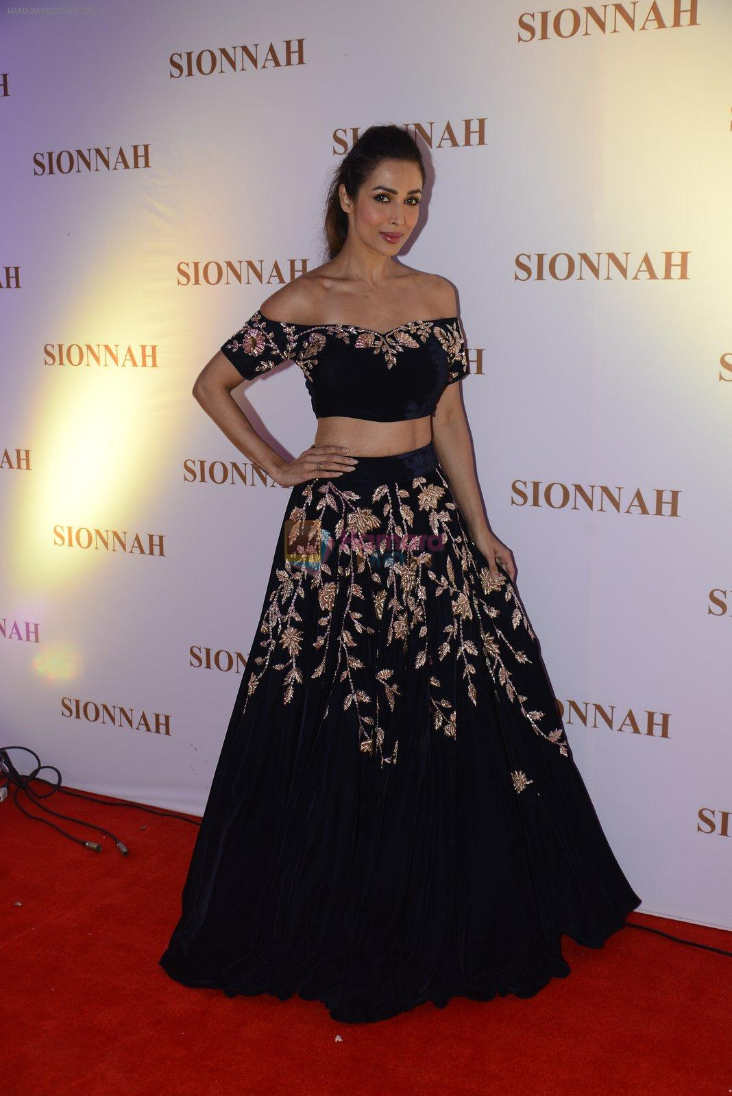 Malaika Arora at sionnah store launch on 1st Oct 2016
