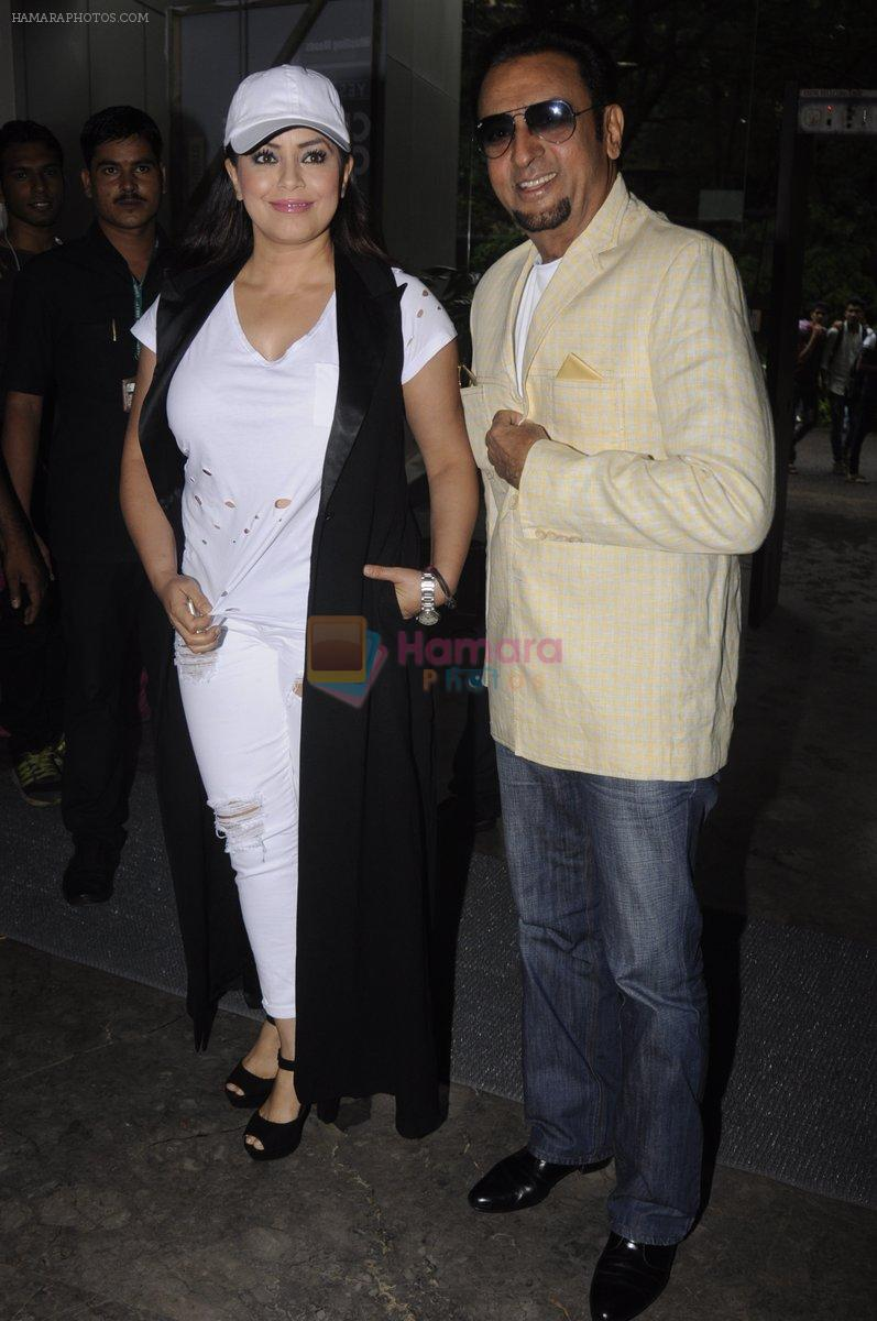 Mahima Chaudhary, Gulshan Grover at whistling Woods Celebrate Cinema_16 event at Filmcity Goregaon on 1st Oct 2016