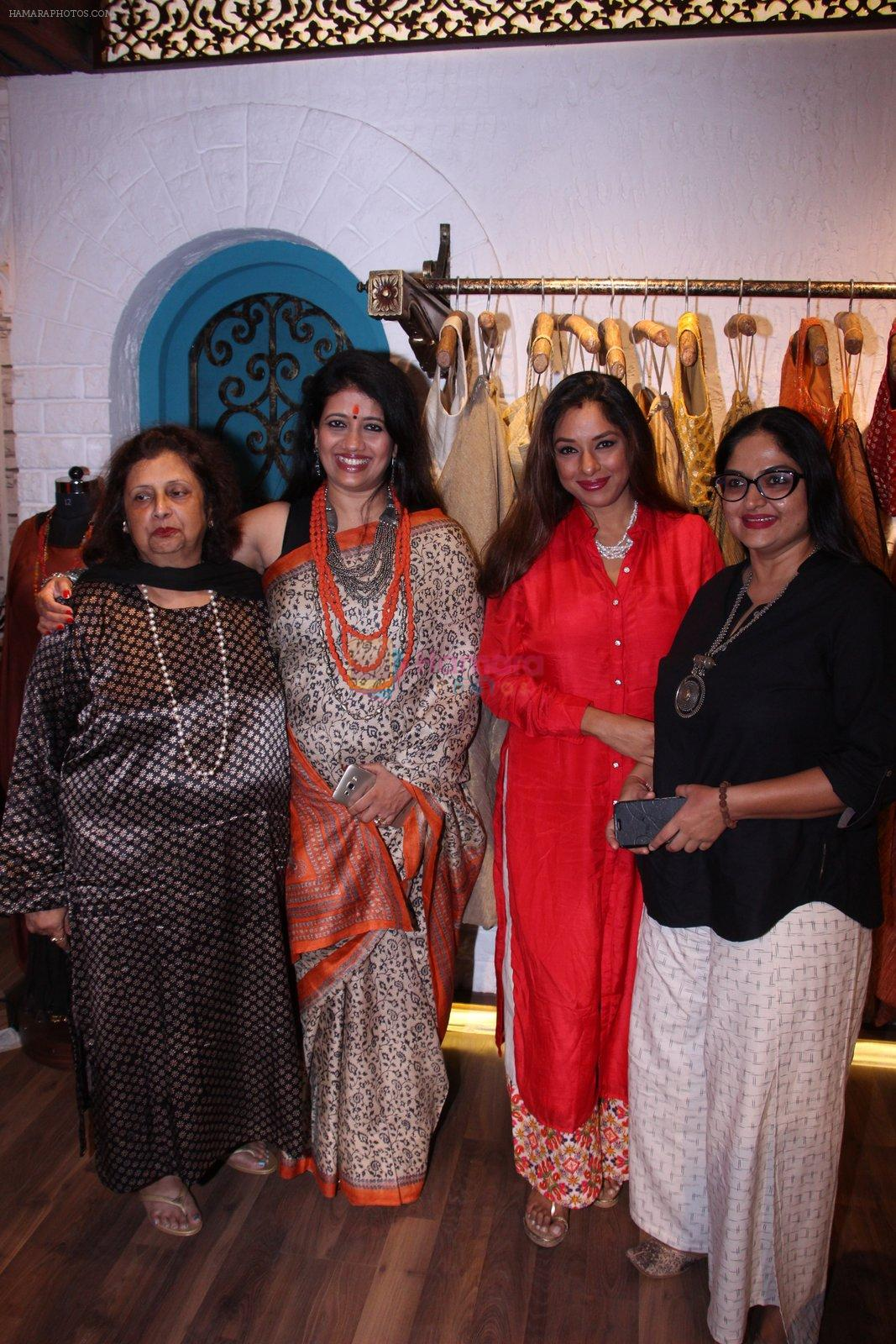 Kamalika Guha Thakurta at Bhumika and Jyoti fashion preview on 1st Oct 2016