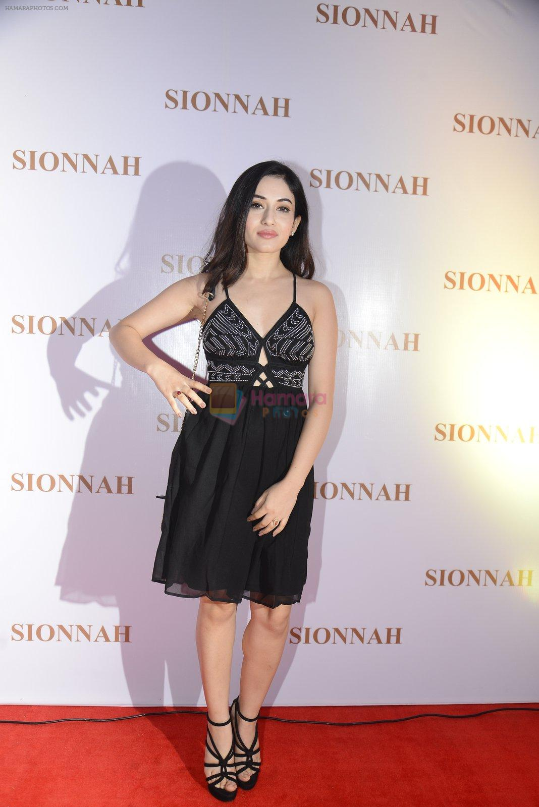 at sionnah store launch on 1st Oct 2016