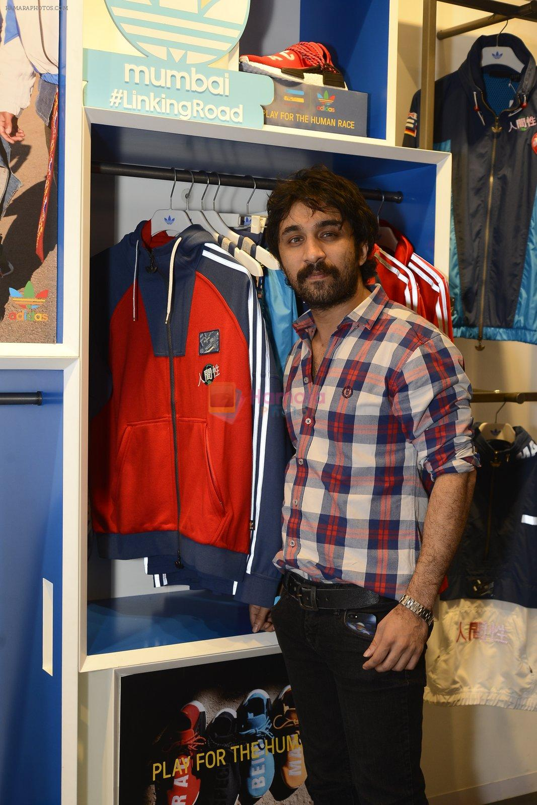 Siddanth Kapoor at Adidas Event in Mumbai on 30th Sept 2016
