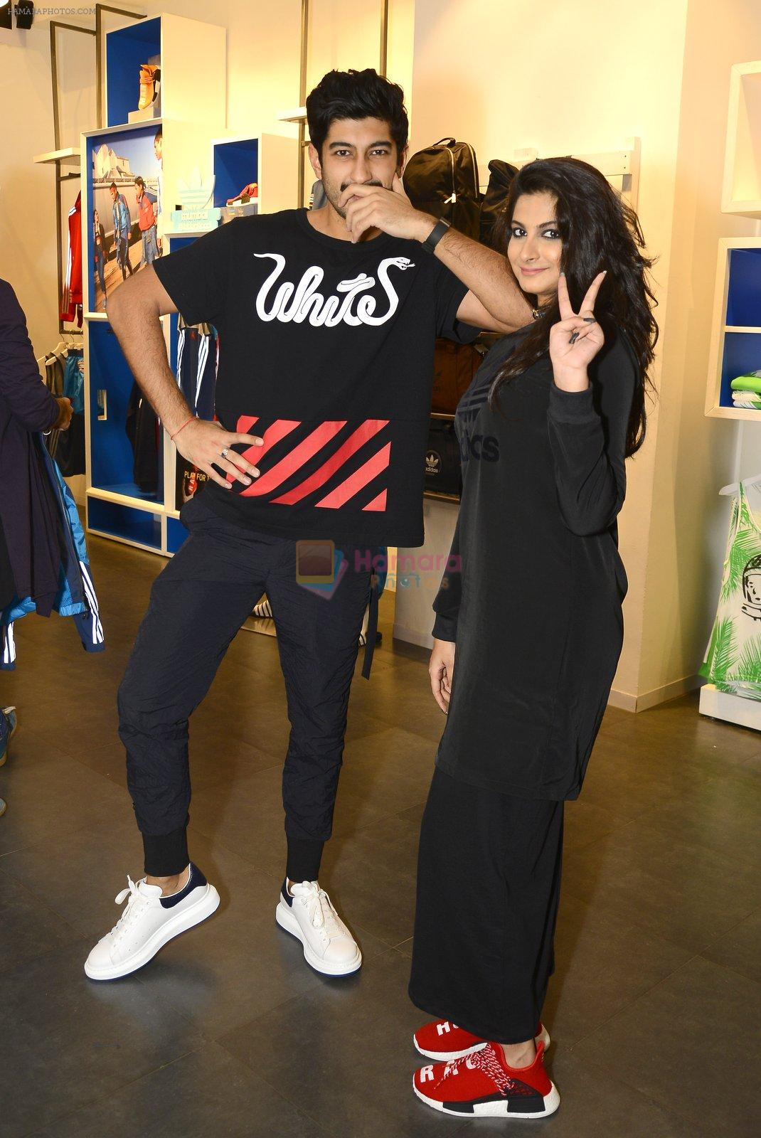 Rhea Kapoor at Adidas Event in Mumbai on 30th Sept 2016
