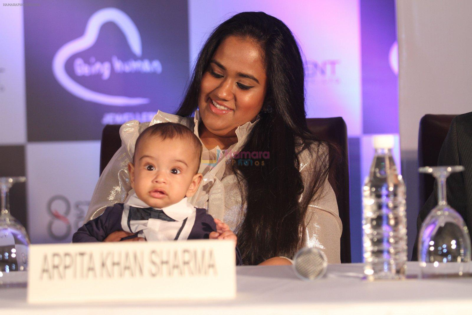 Arpita Khan at Being Human jewellery launch on 30th Sept 2016