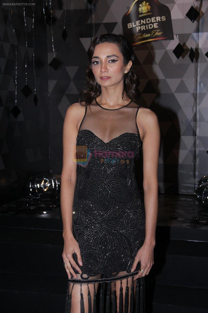 Ira Dubey at The Preview of Blenders Pride Fashion Tour unveiling Reflections of Style in St Regis Palladium on 3rd Oct 2016