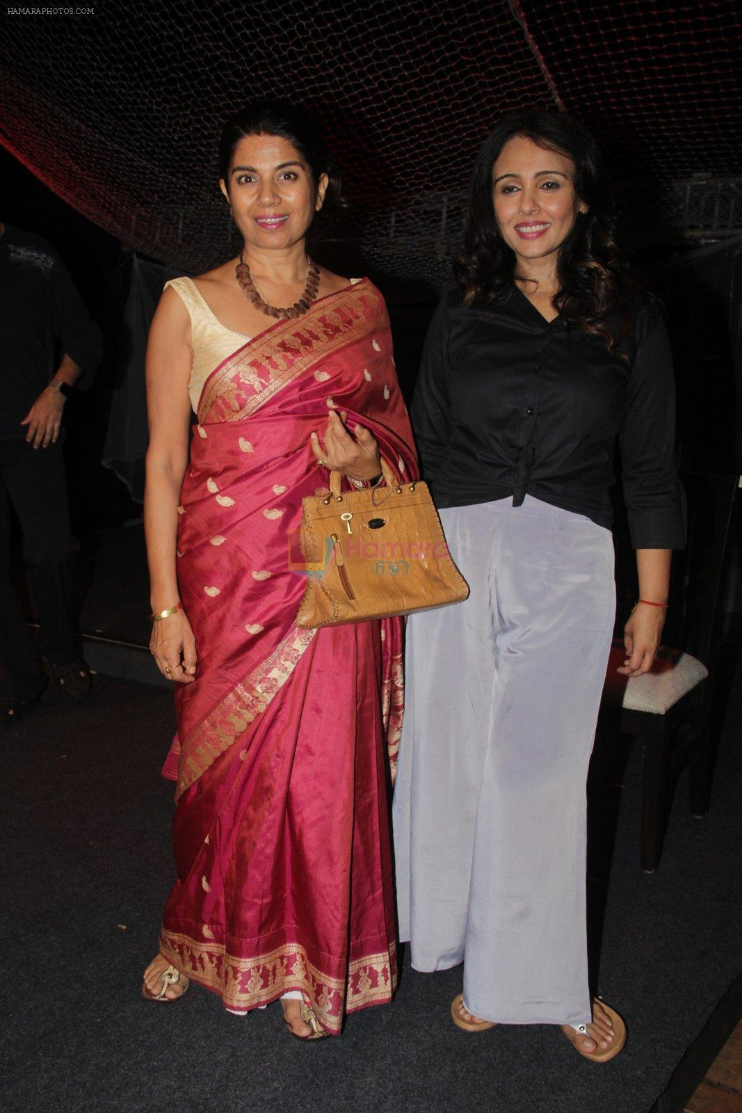 Mita at Suchitra Krishnamurhty's play Dram Queen premiere on 2nd Oct 2016