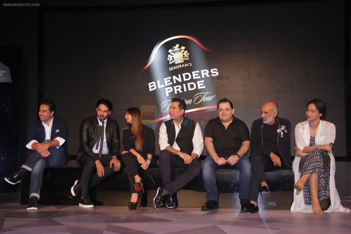 Masaba at The Preview of Blenders Pride Fashion Tour unveiling Reflections of Style in St Regis Palladium on 3rd Oct 2016
