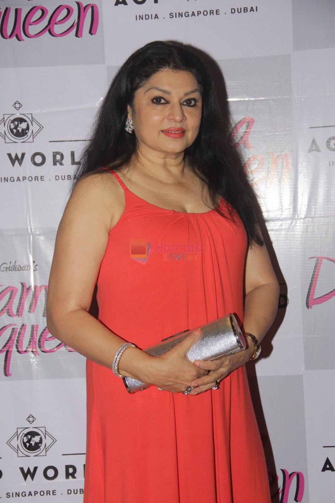Kiran Juneja at Suchitra Krishnamurhty's play Dram Queen premiere on 2nd Oct 2016