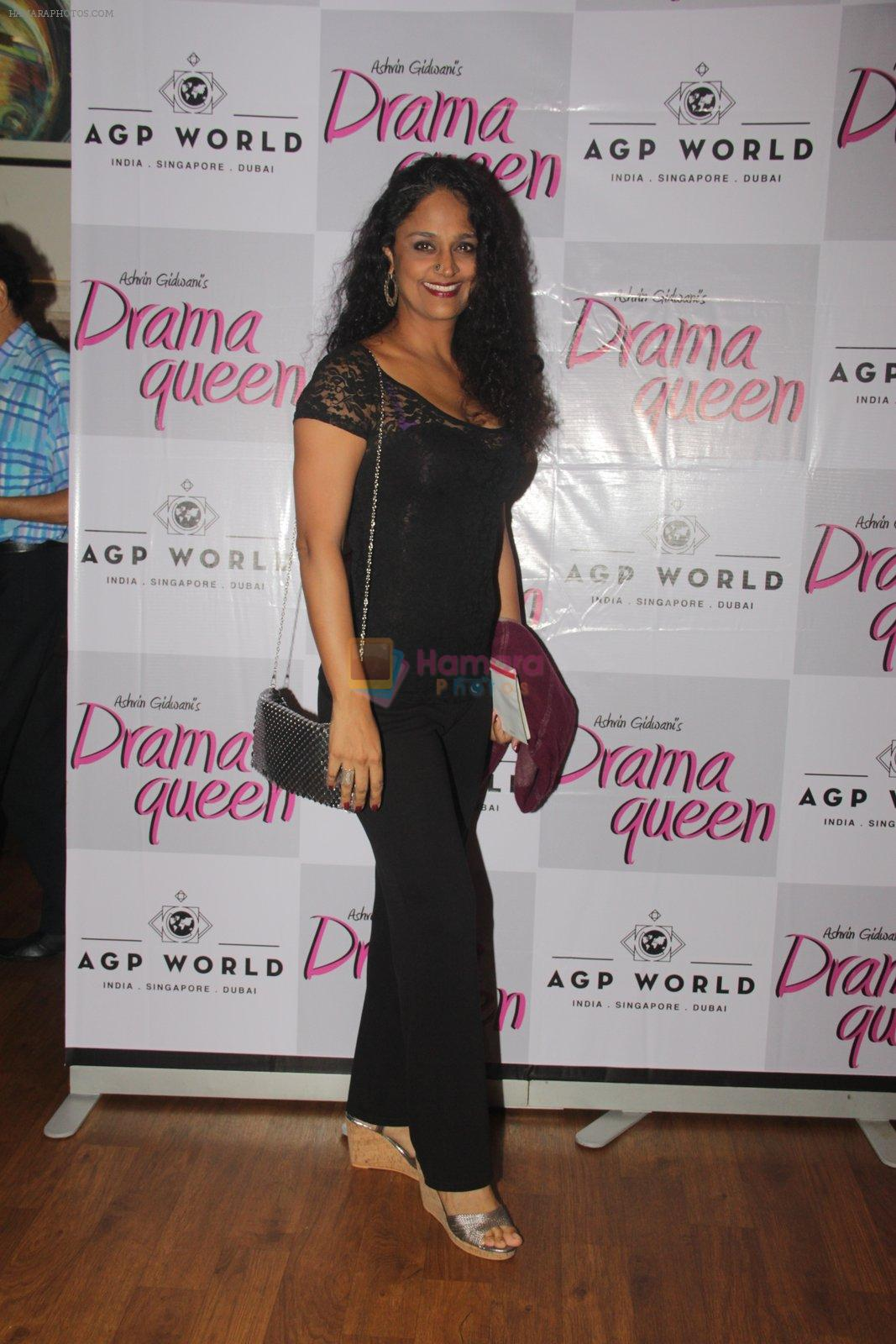 Suneeta Rao at Suchitra Krishnamurhty's play Dram Queen premiere on 2nd Oct 2016