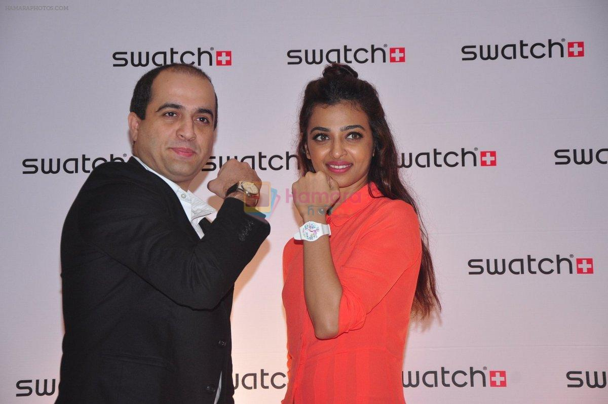 Radhika Apte at Swatch event in J W Marriott on 4th Oct 2016