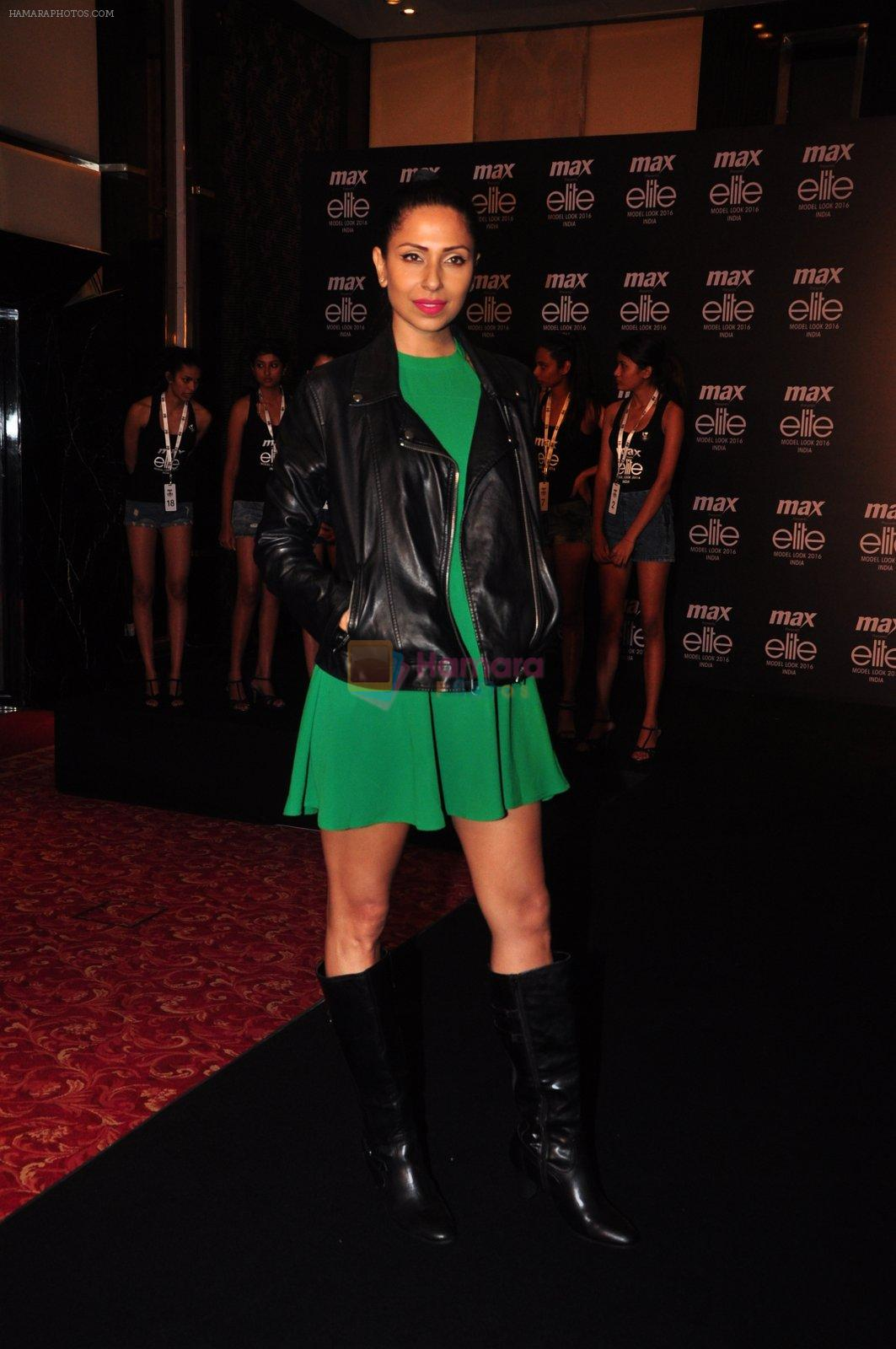 Candice Pinto at Max elite auditions in Mumbai on 3rd Oct 2016