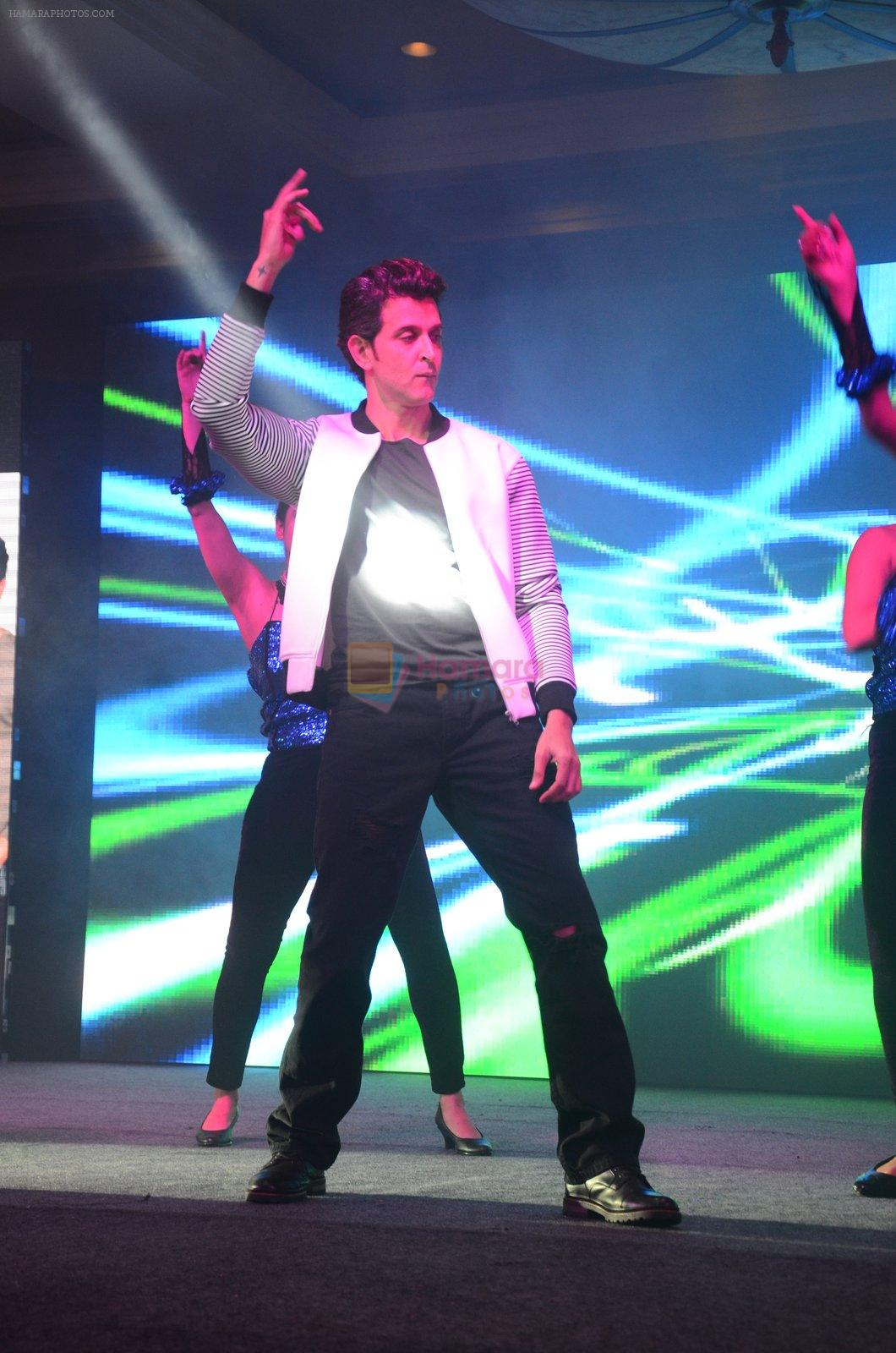 Hrithik Roshan spotted during furniture DCX Brand Promotion on 4th Oct 2016