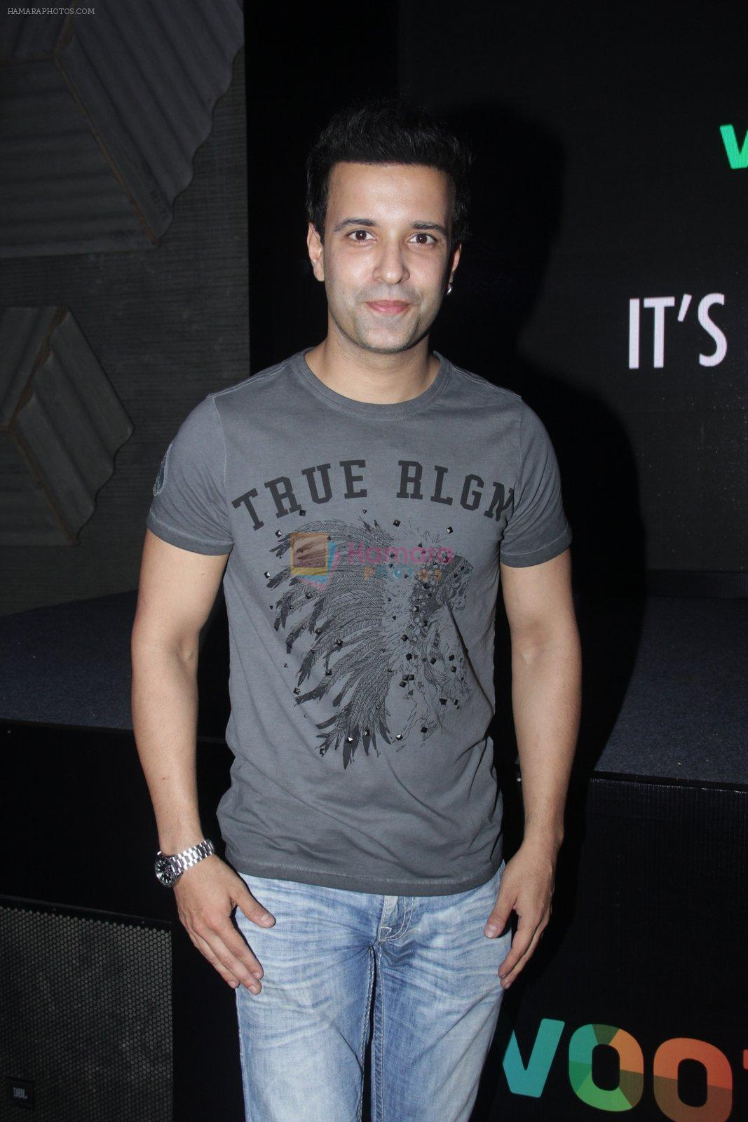 Aamir Ali at the screening of It�s Not That Simple on 3rd Oct 2016