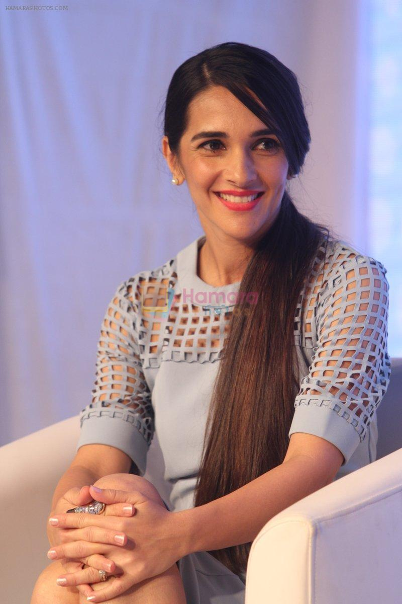 Tara Sharma at launch of Baby Dove in India on 4th Oct 2016