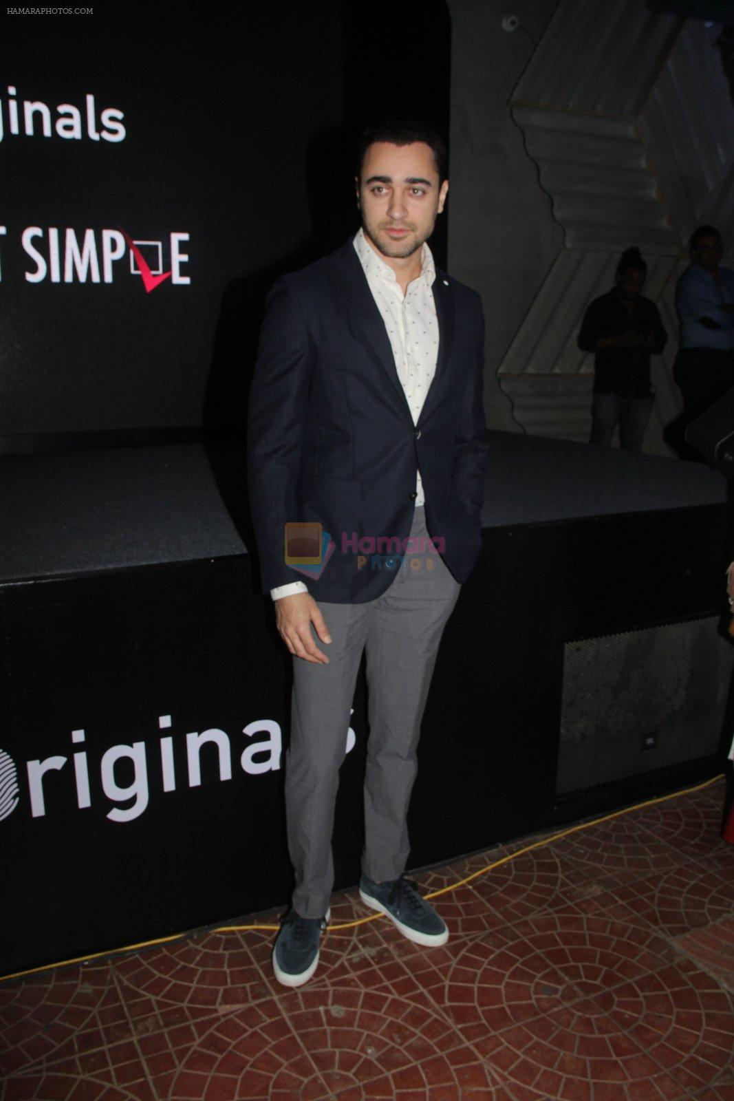 Imran Khan at the screening of It�s Not That Simple on 3rd Oct 2016