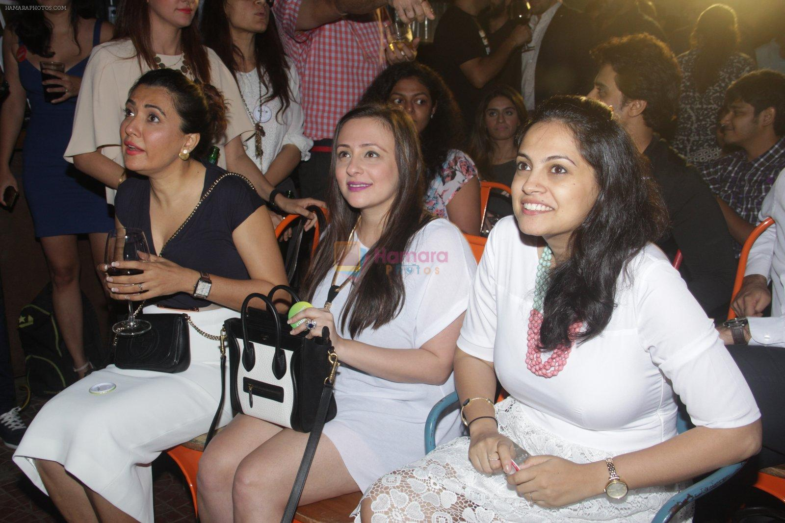 Avantika Malik at the screening of It�s Not That Simple on 3rd Oct 2016