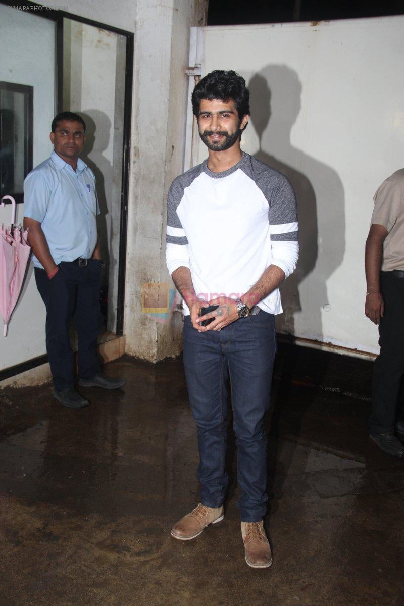 Siddharth Menon at the Screening of Queen of Katwe in Sunny Super Sound on 4th Oct 2016