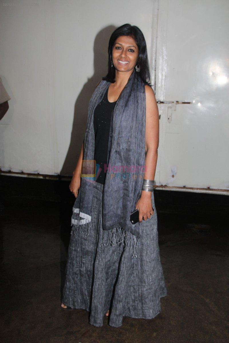 Nandita Das at the Screening of Queen of Katwe in Sunny Super Sound on 4th Oct 2016