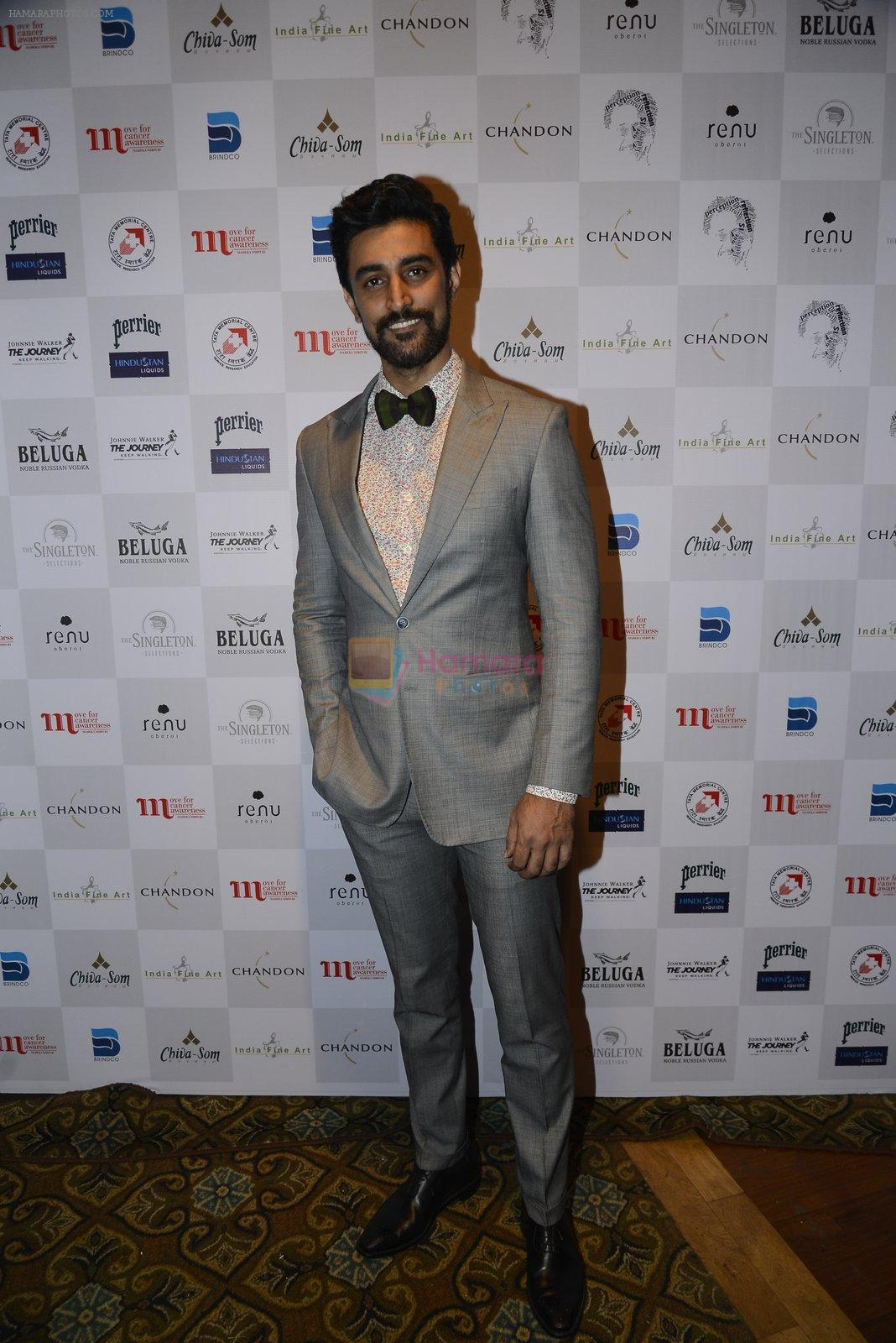 Kunal Kapoor at Maheka Mirpuri Show on 5th Oct 2016
