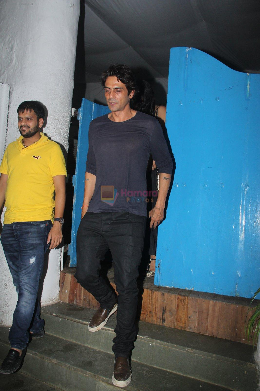 Arjun Rampal snapped on 5th Oct 2016