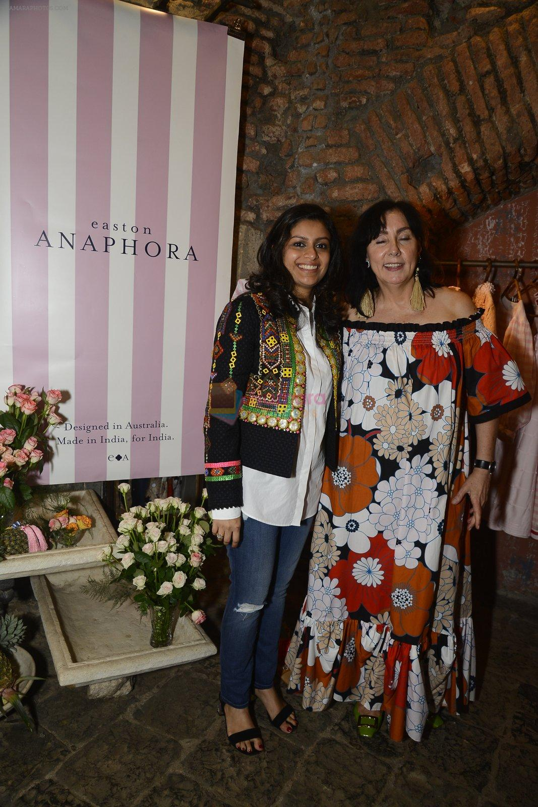 at Australian fashion brand Easton Anaphore launch in Melange on 4th Oct 2016