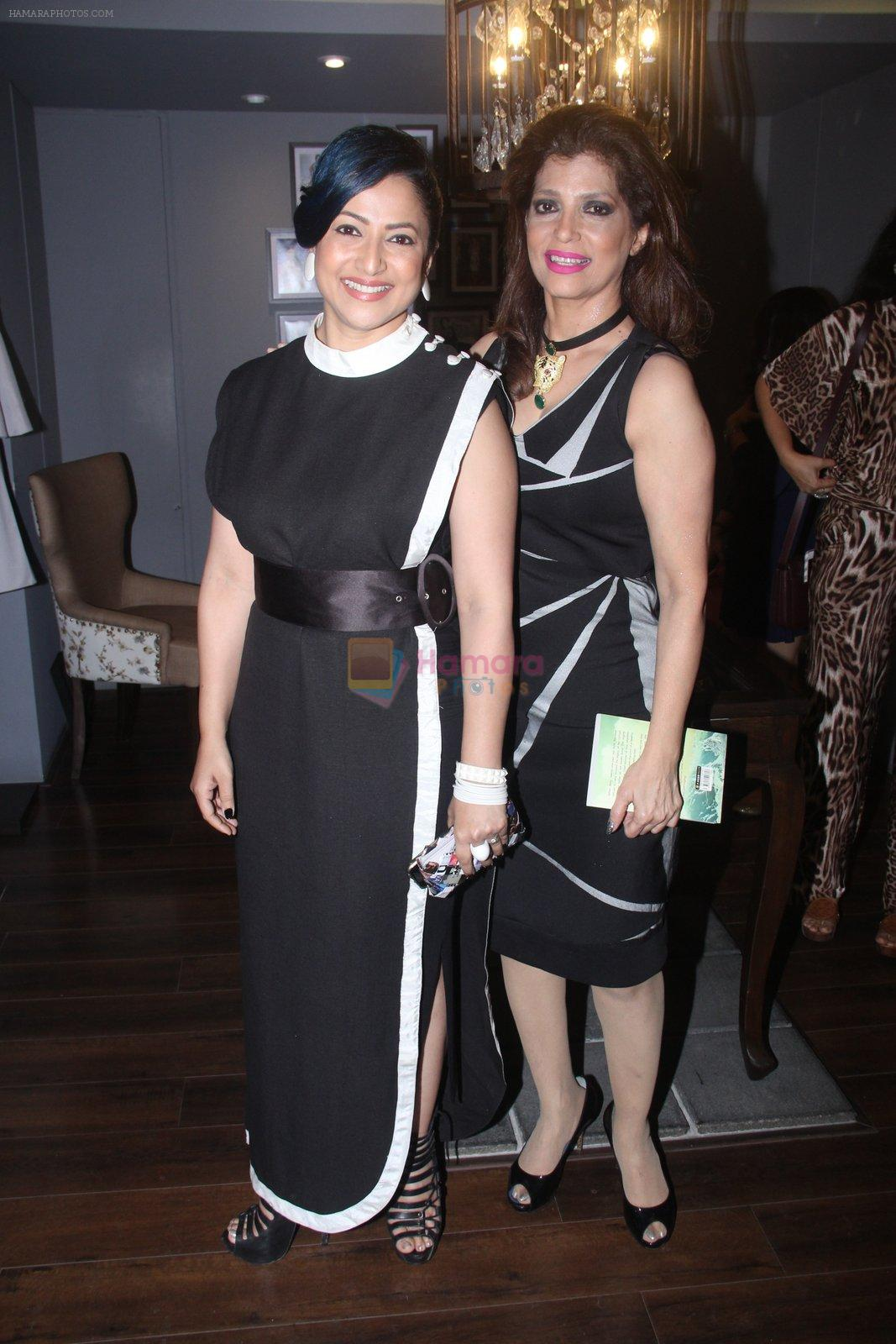 Divya Dutta at Amy Billimoria's preview in Mumbai on 4th Oct 2016