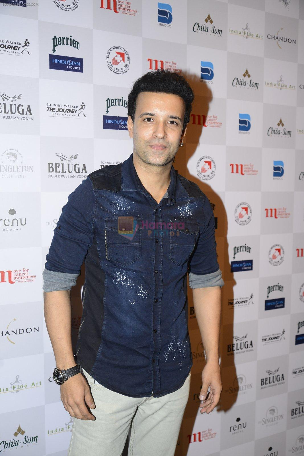Aamir Ali at Maheka Mirpuri Show on 5th Oct 2016