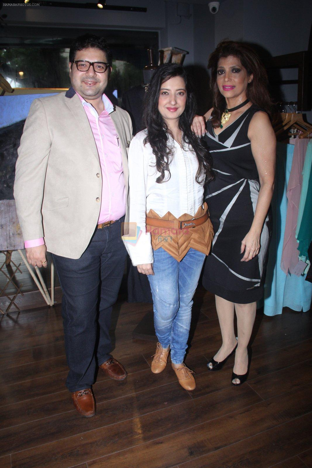 Amy Billimoria's preview in Mumbai on 4th Oct 2016