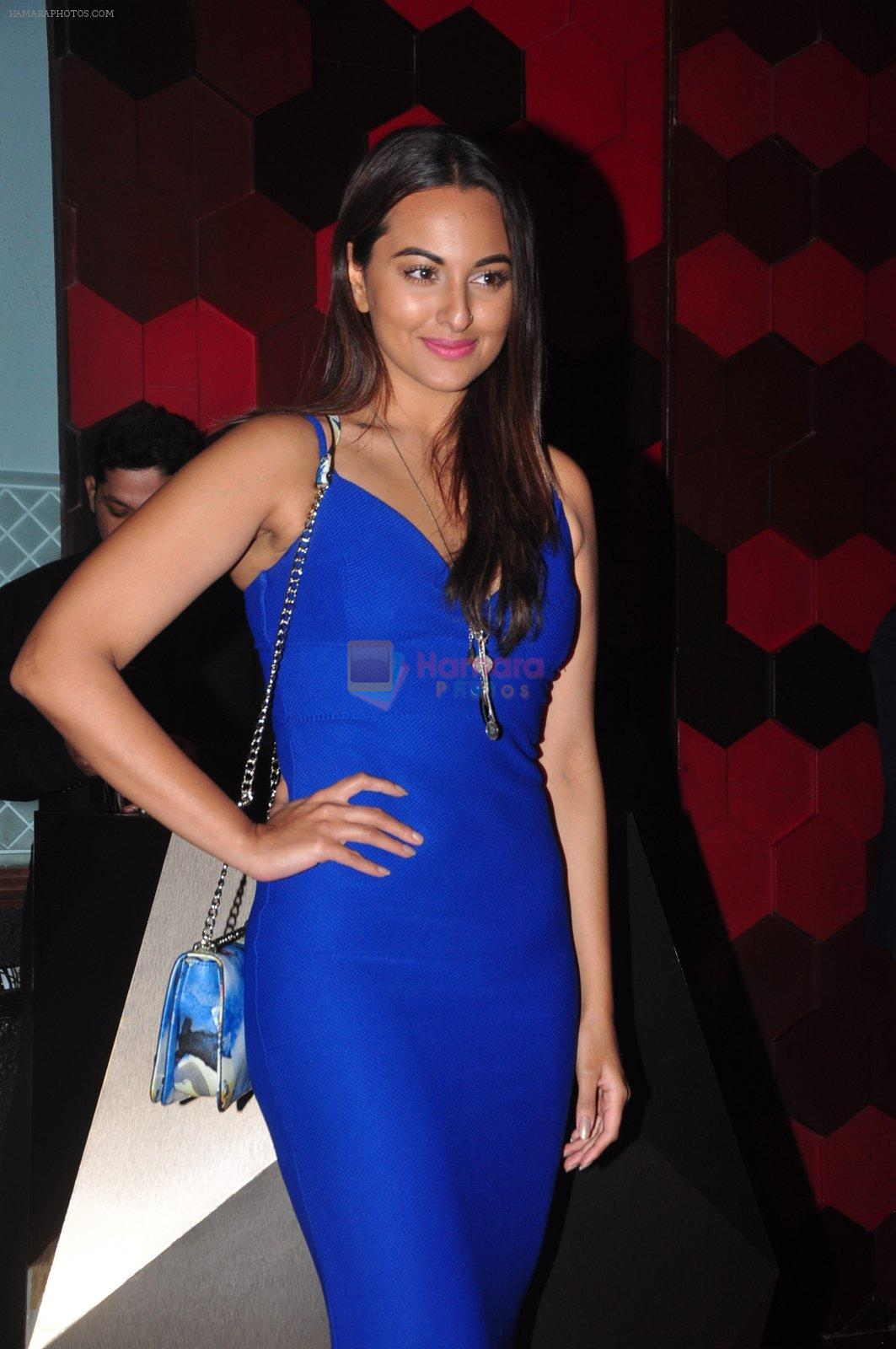 Sonakshi Sinha at Trilogy Bash on 6th Oct 2016