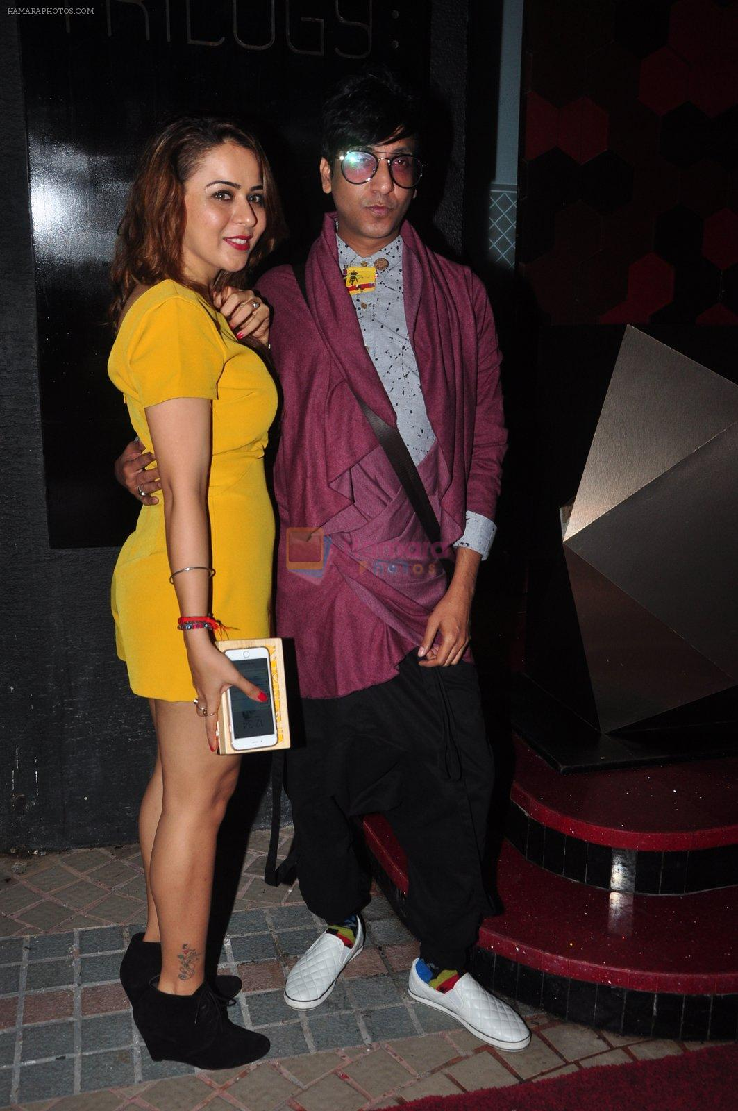 Rehan Shah at Trilogy Bash on 6th Oct 2016